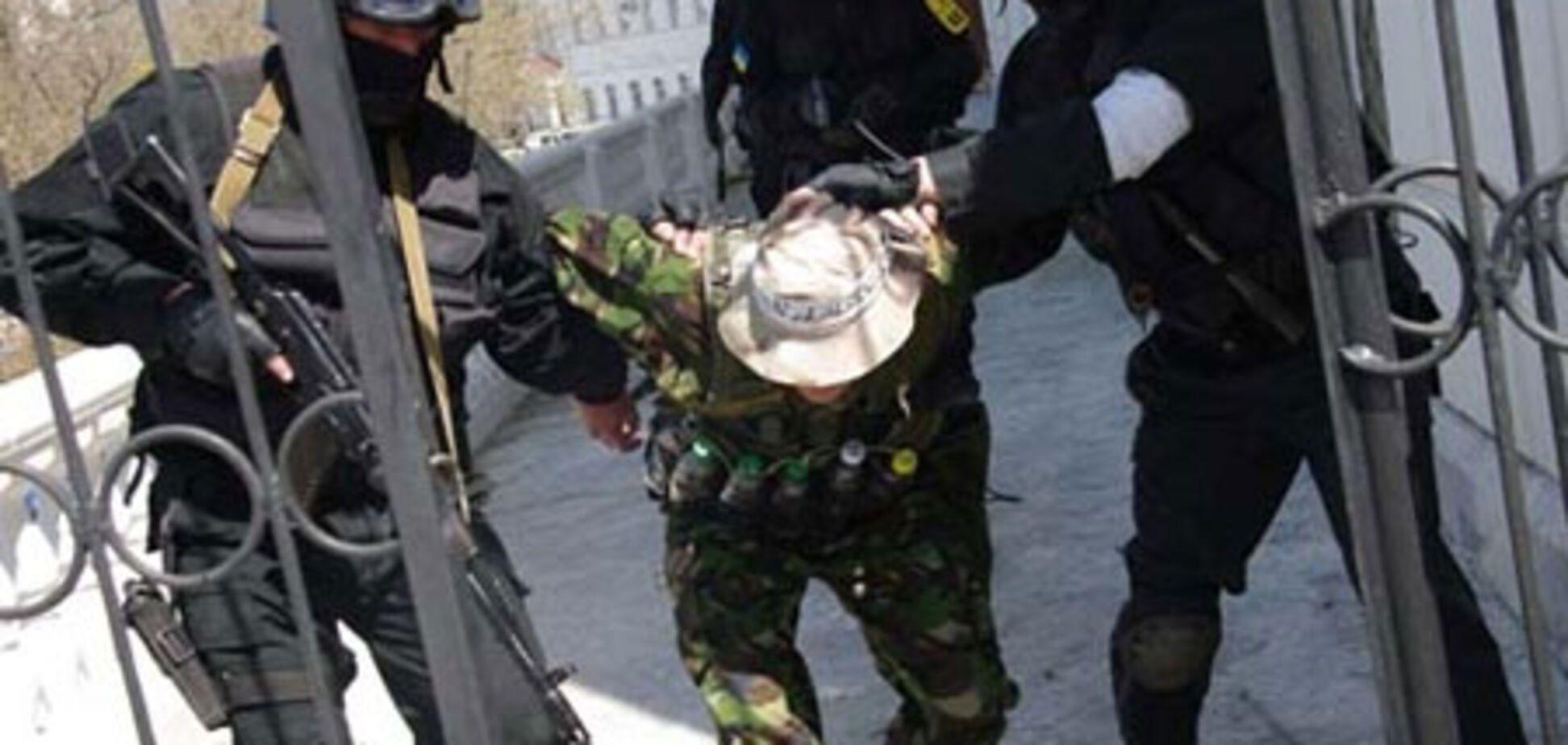 Німецька поліція виловлює київьских чиновників