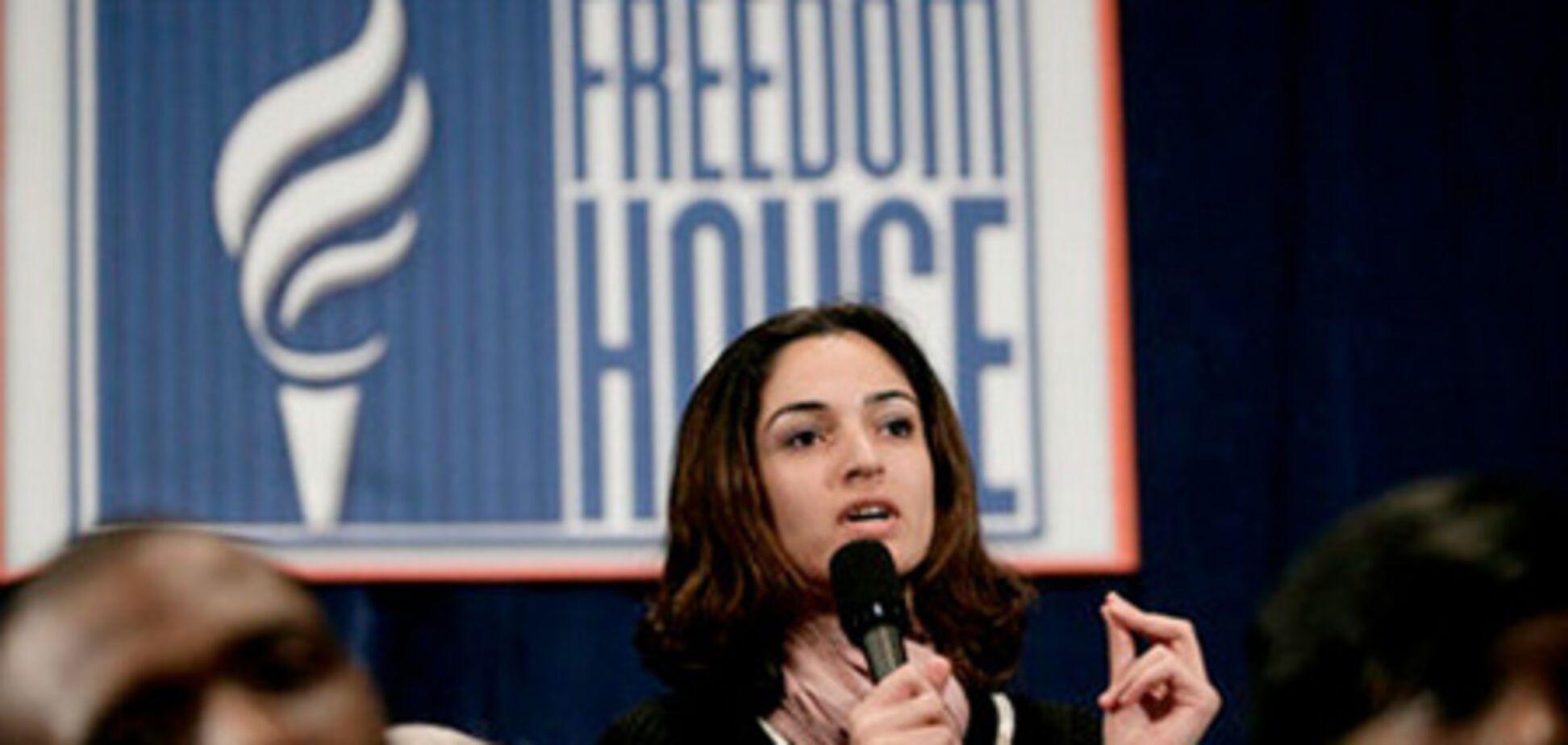 Freedom House: Україна втрачає свободу