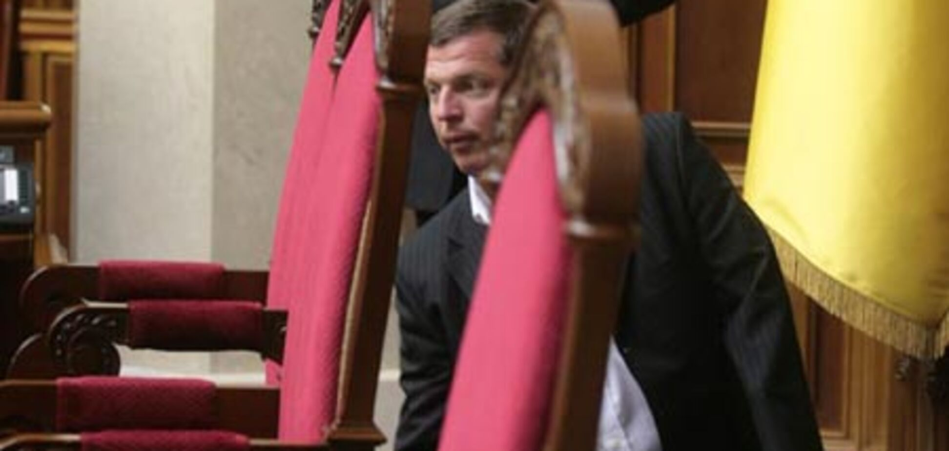 Депутат від ПР напав на журналіста