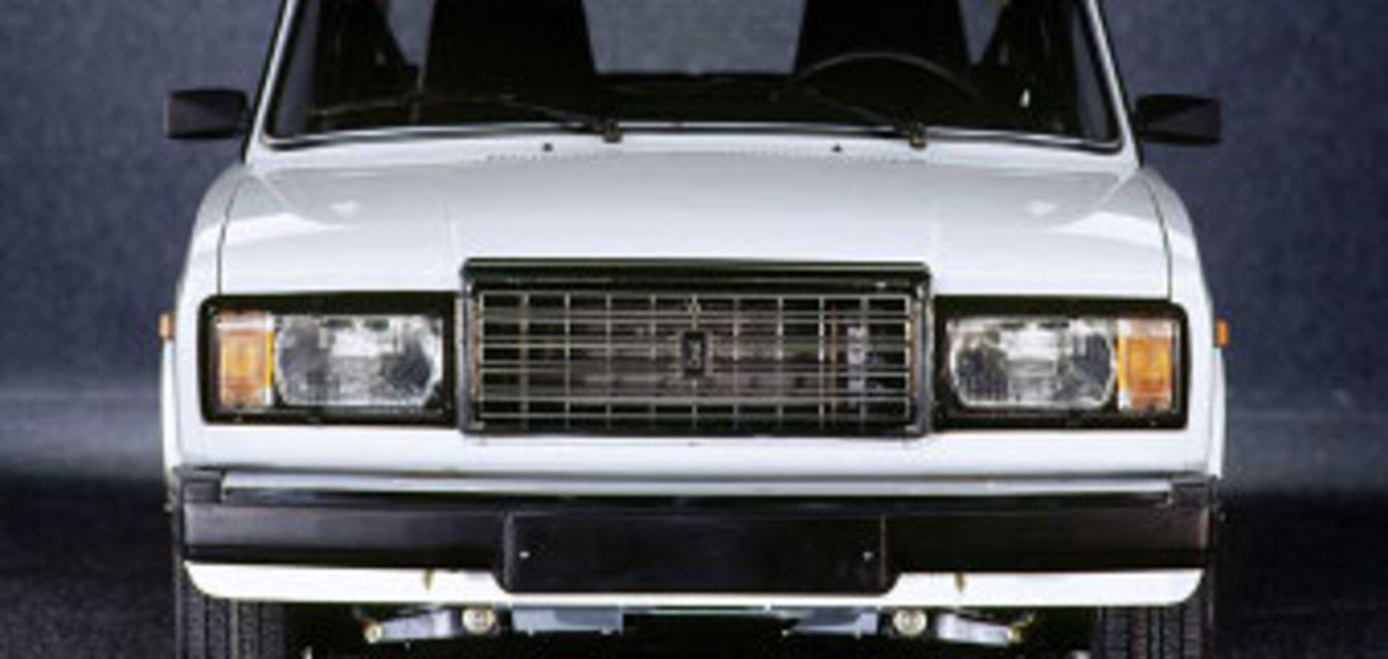 Найпопулярнішою машиною в Росії стала вазівська 'класика'