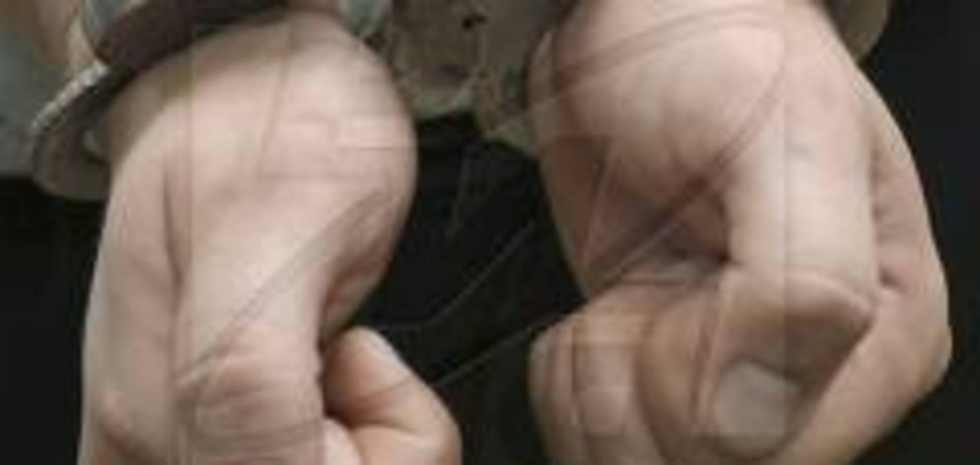 Жители Донбасса похитили и удерживали в плену киевлян