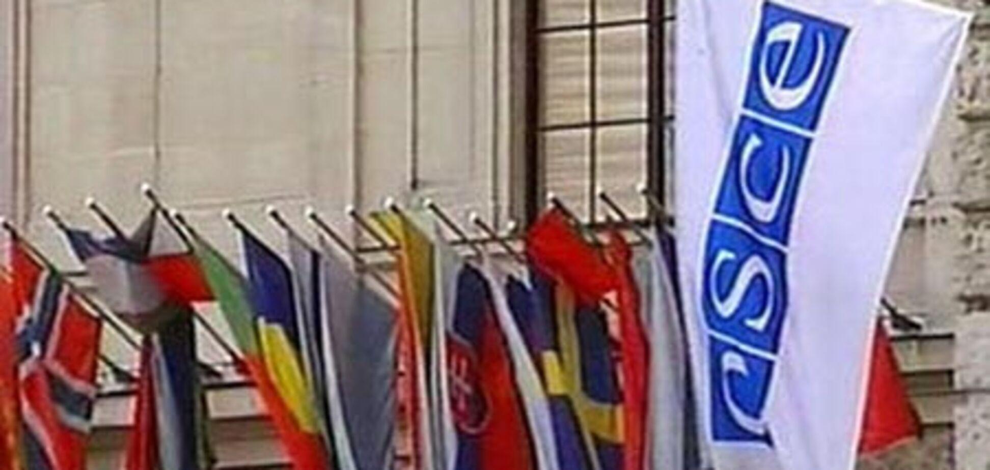 ОБСЕ забраковало закон о языках