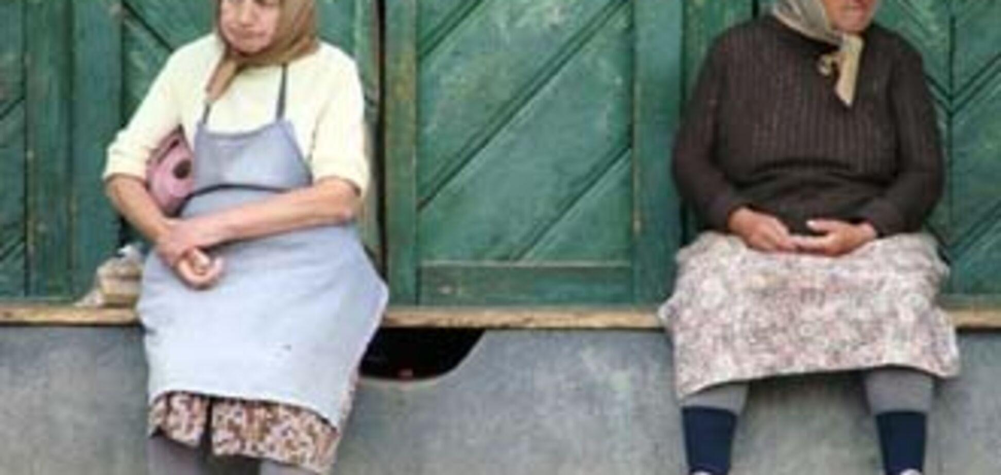 У підвищенні пенсійного віку винні самі українки