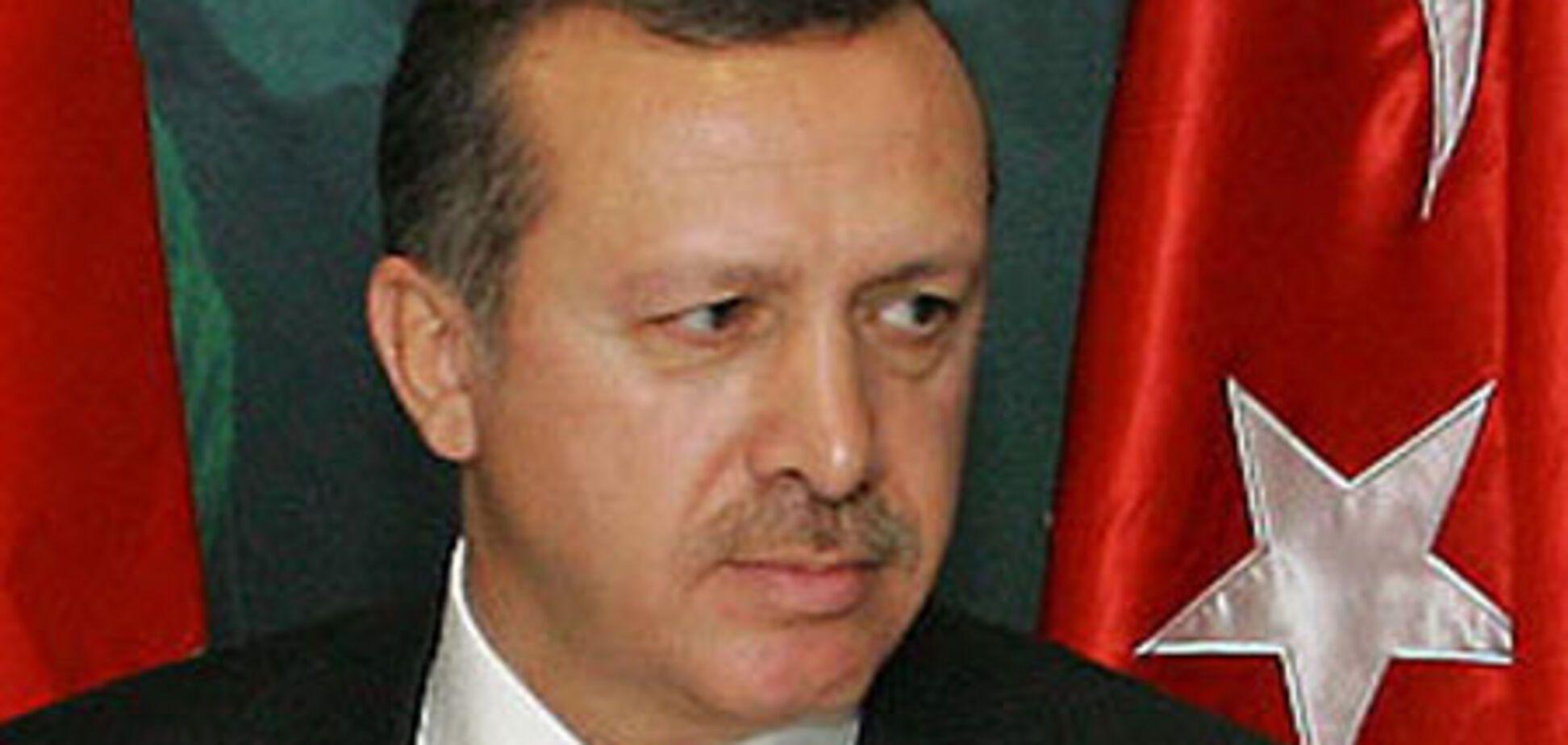 Прем'єр-міністр Туреччини зібрався в Україну