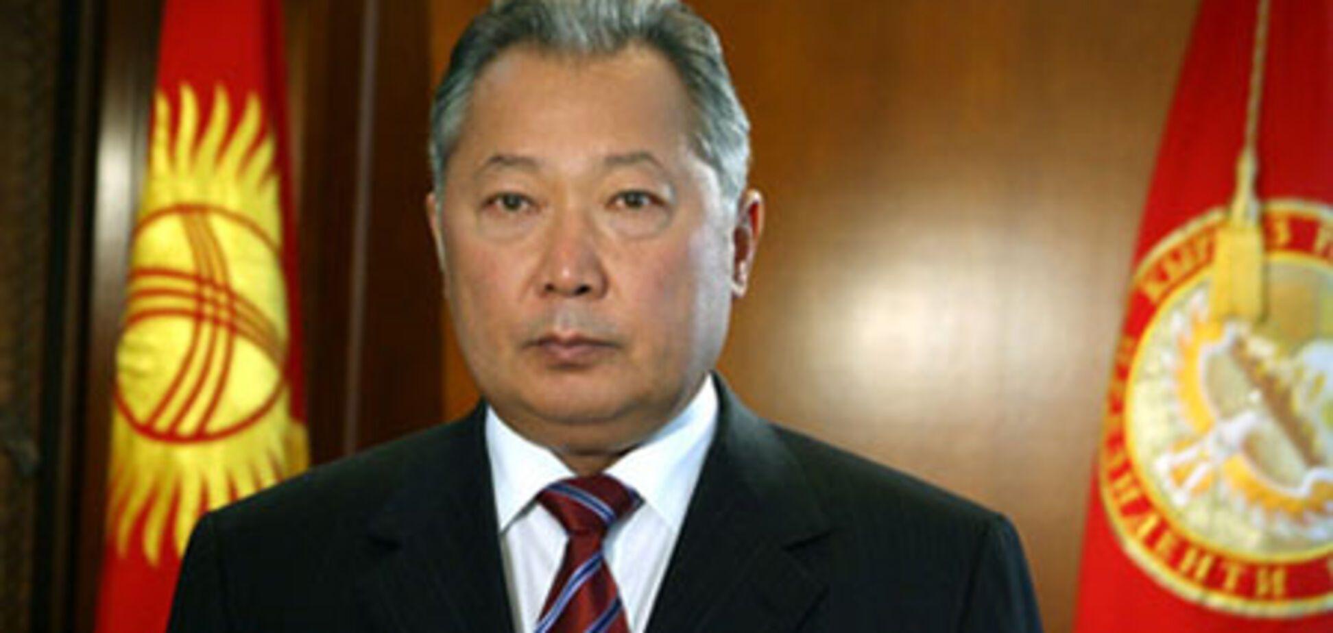 Лукашенко влаштував екс-президента Киргизії на роботу