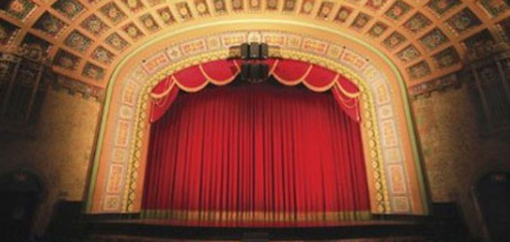 Почему мужчины не любят театр