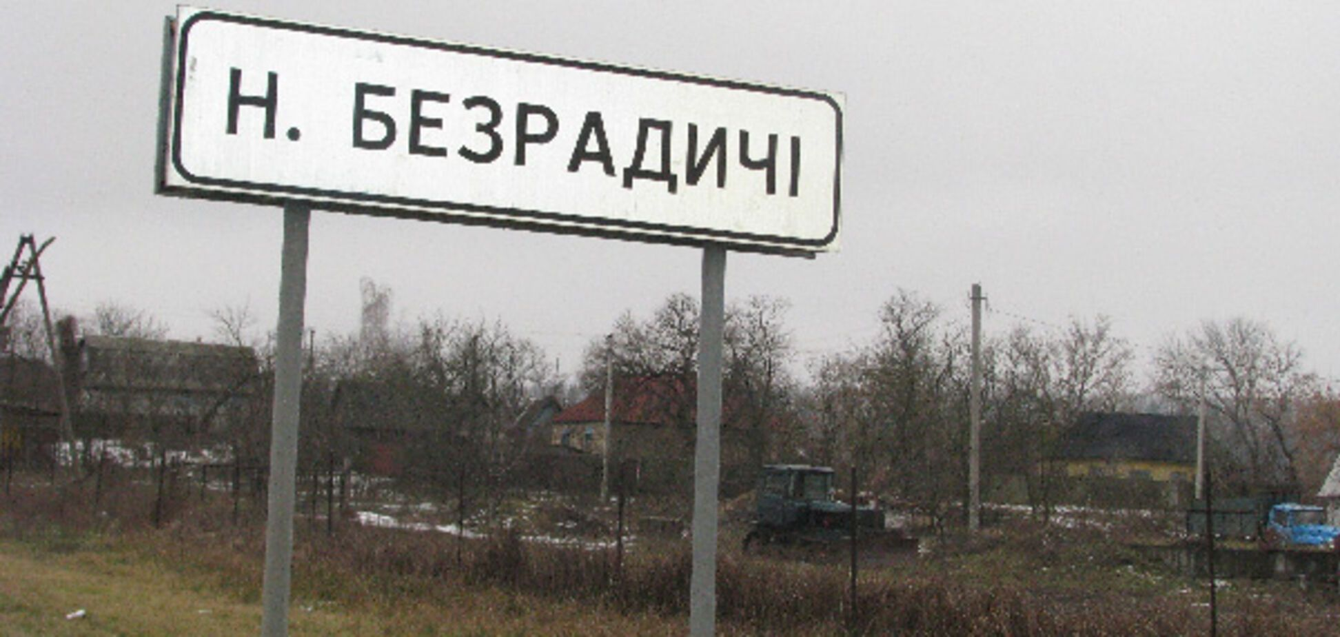 У Ющенка і Соболєва в Нових Безрадичах