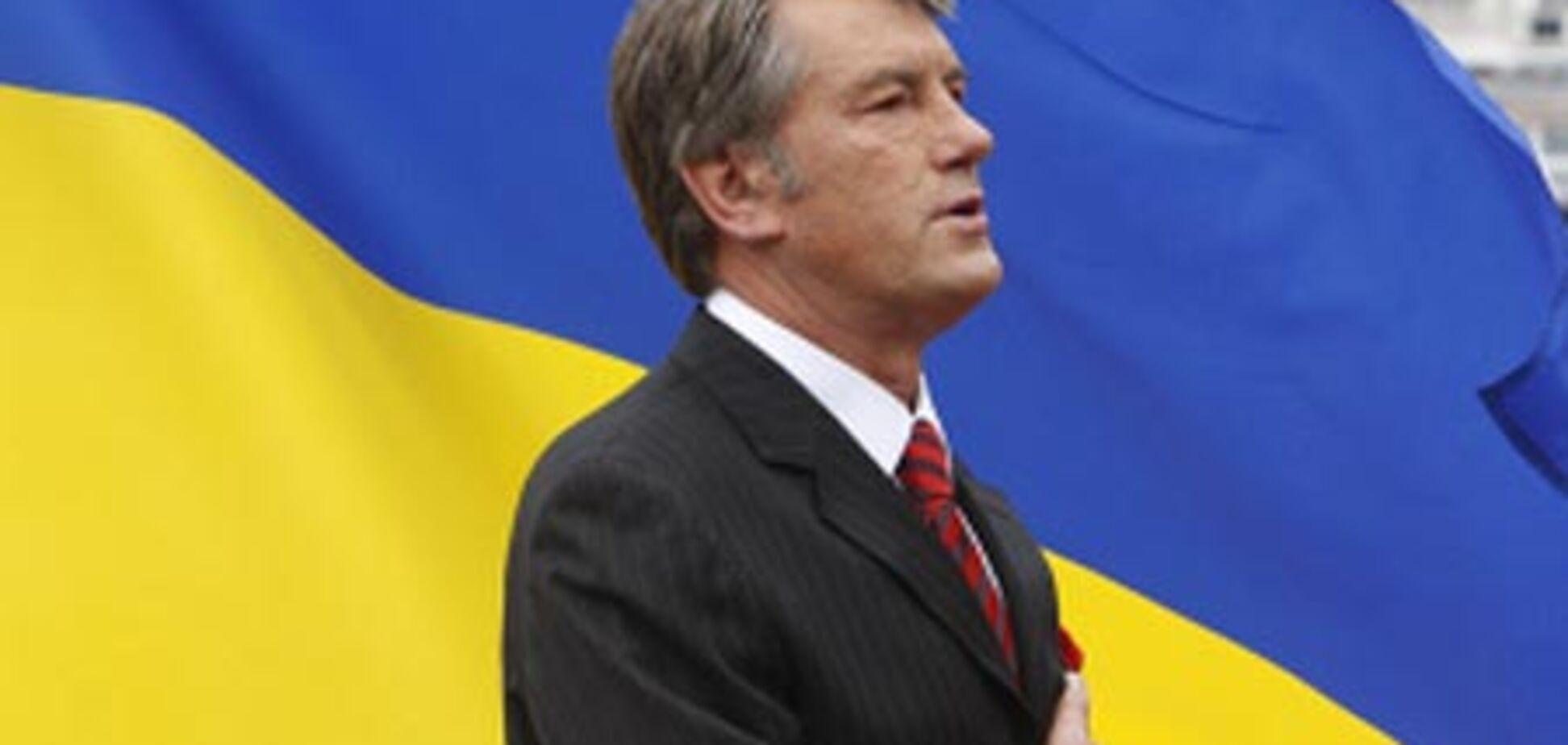 Ющенко буде відстоювати звання Бандери і Шухевича