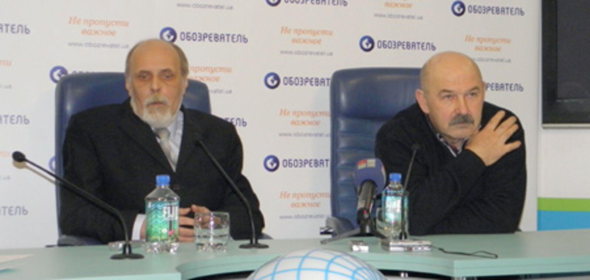 Шухевич і Сталін - терористи