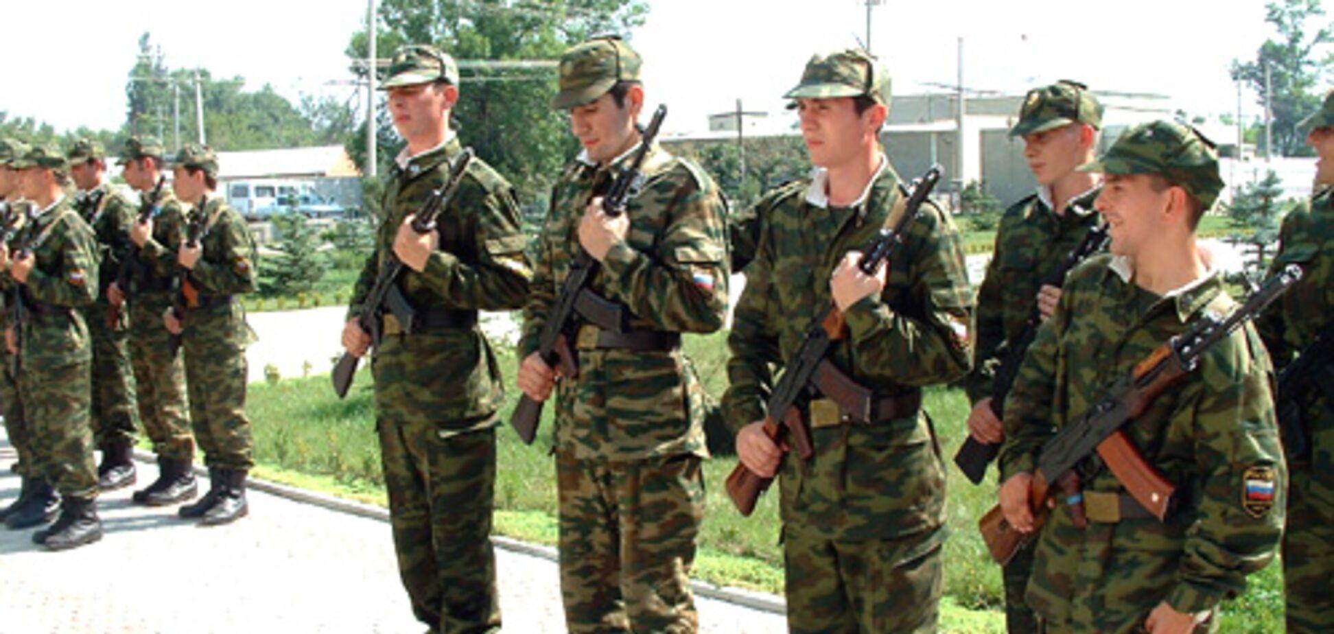 Росія гостро потребує професійно навчених солдатах
