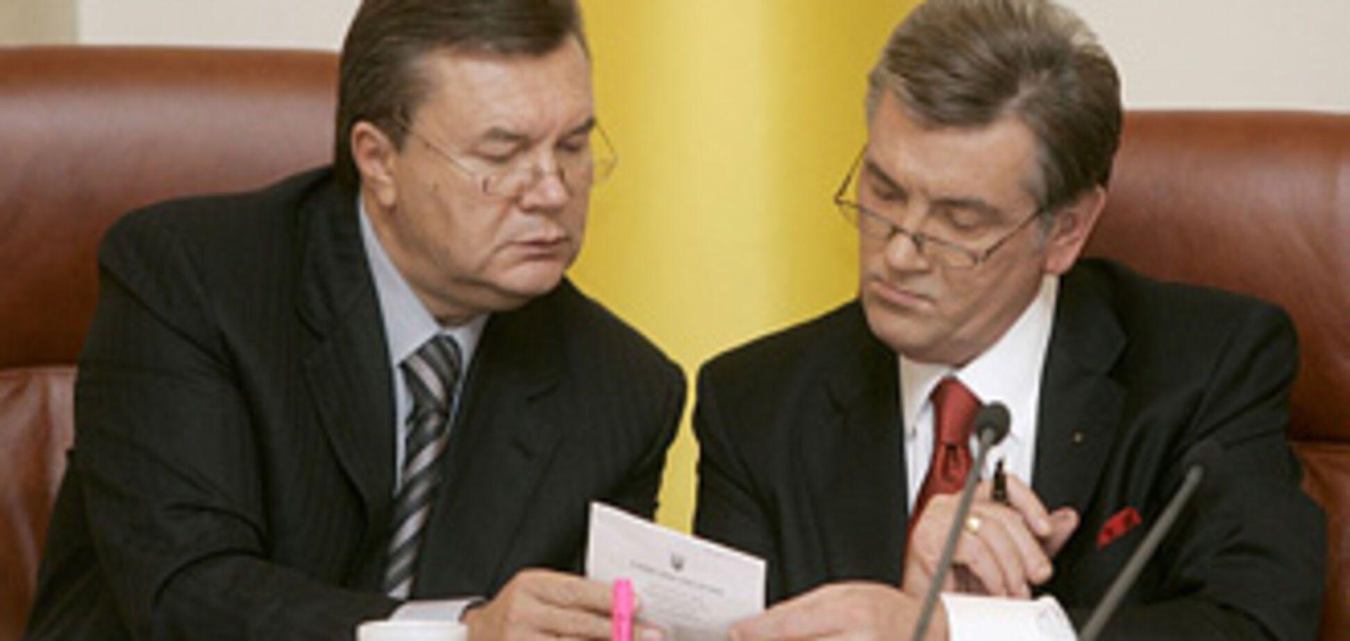 Ванникова: Ющенко регулярно спілкується з Януковичем