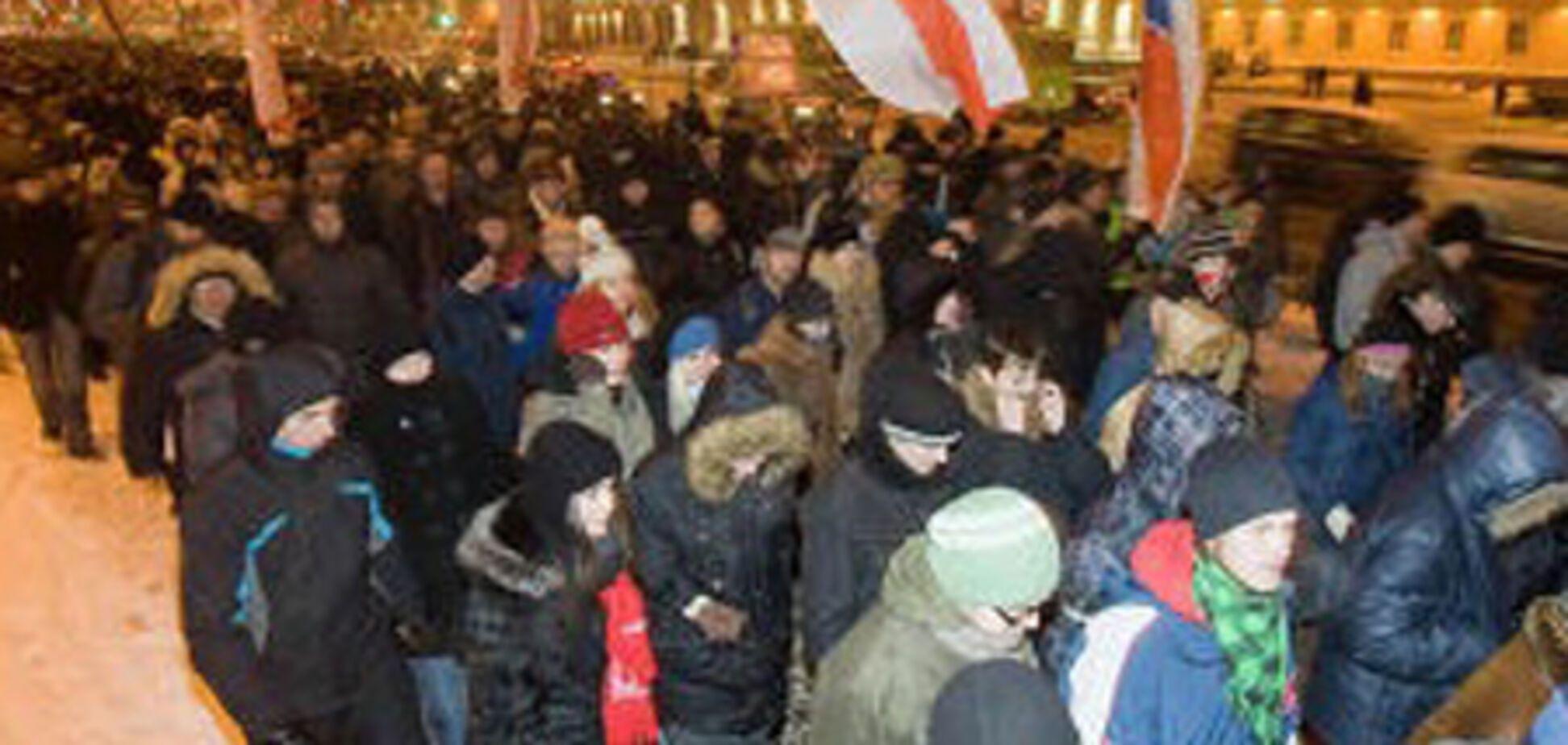 Білорусь знайшла крайніх у організації масових протестів