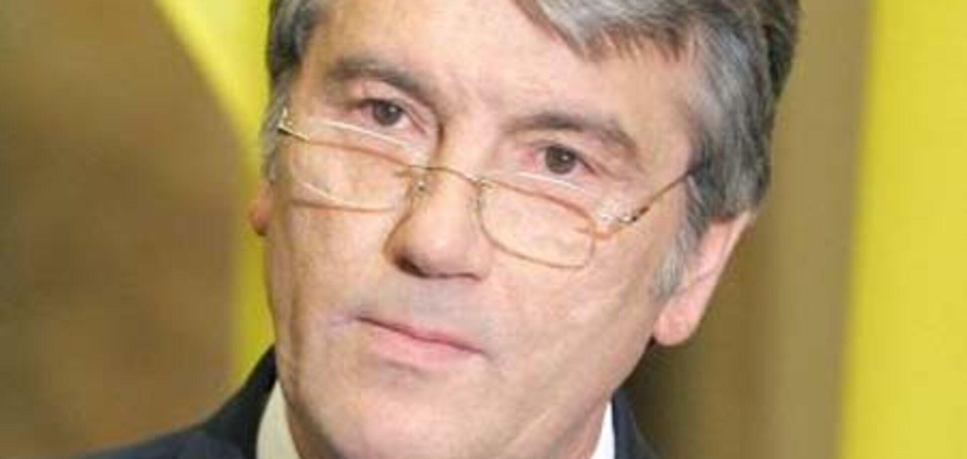Ющенко розповів про український інтерес в Росії