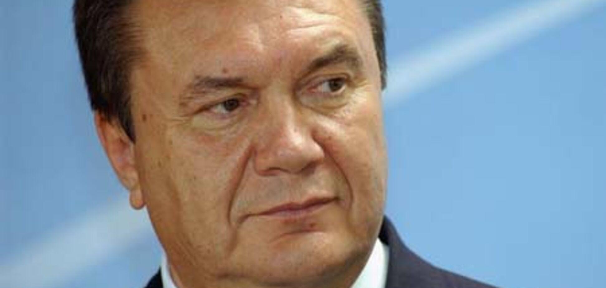 Янукович перетасував верхівки міністерств