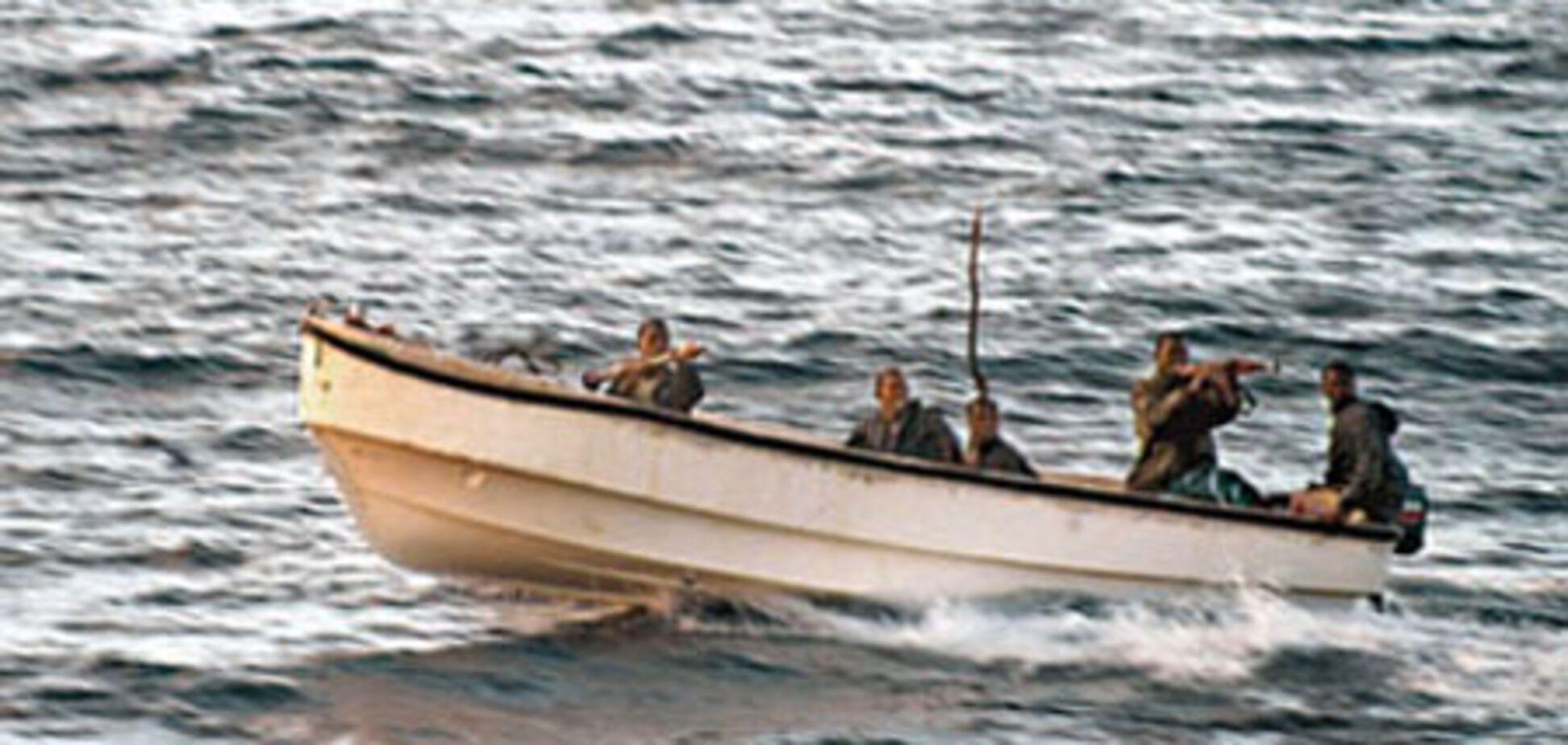 Морские пираты обошлись миру в 12 миллиардов