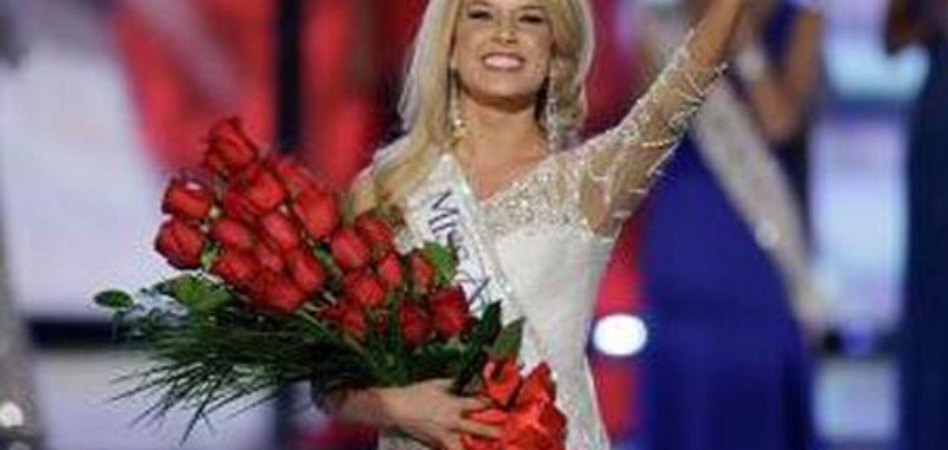 'Міс Америка' стала 17-річна блондинка. ФОТО