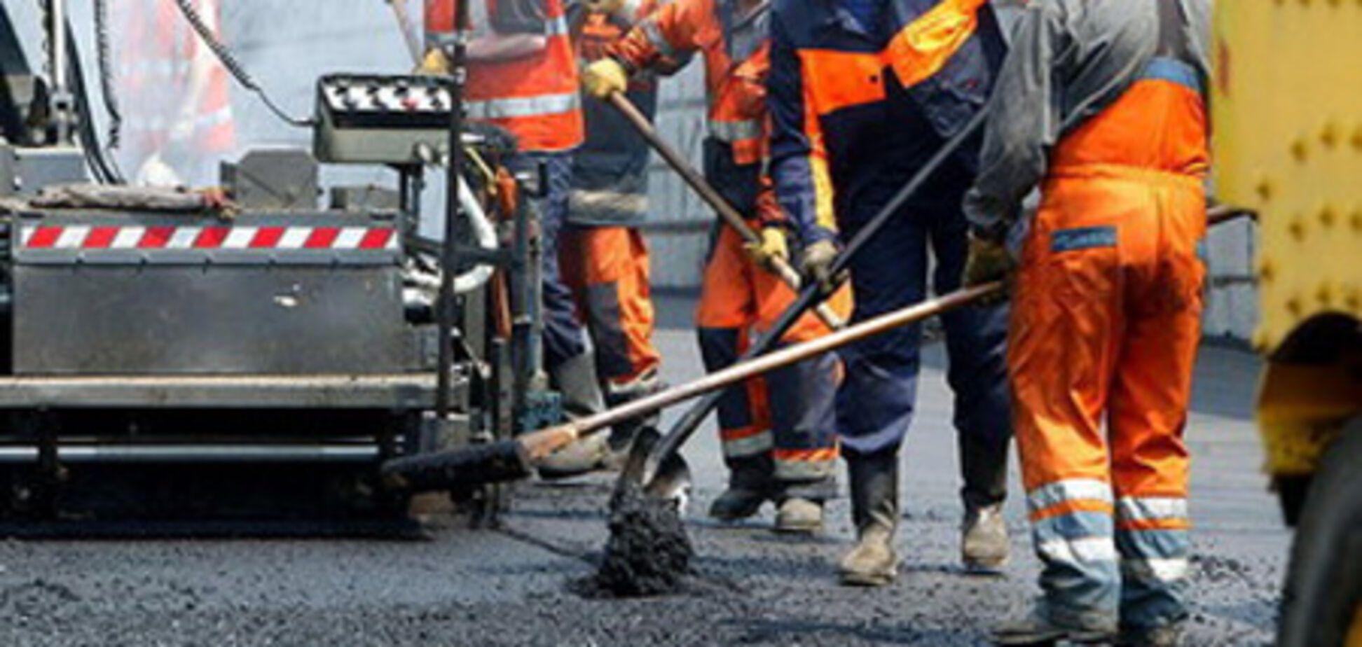 До Євро-2012 в Донецьку відремонтують половину доріг