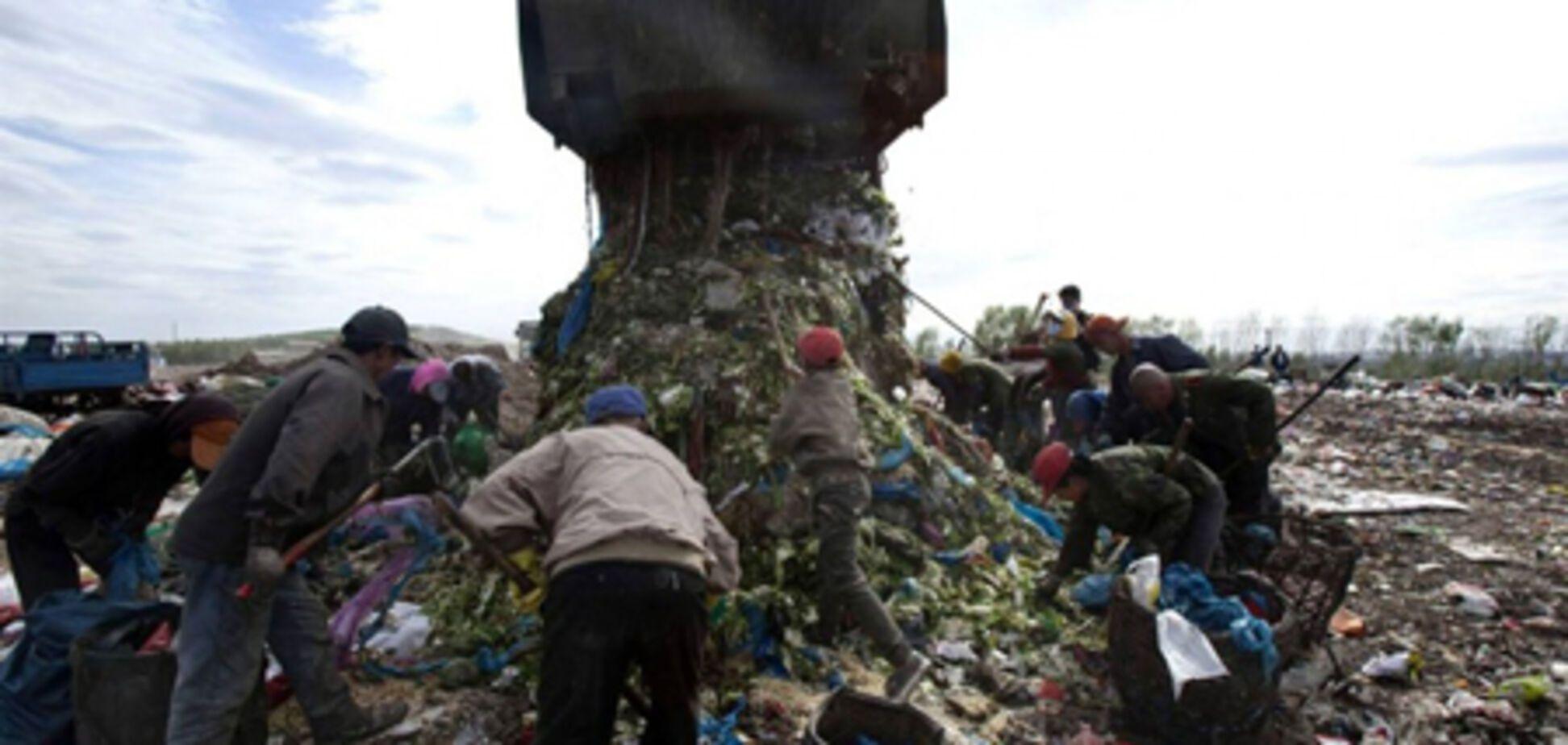 ООН займеться прибиранням сміття в Одесі