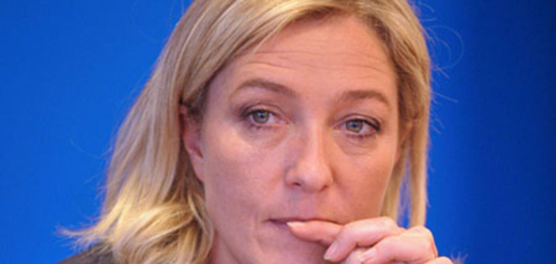 На зміну Саркозі може прийти жінка-ультранаціоналіст