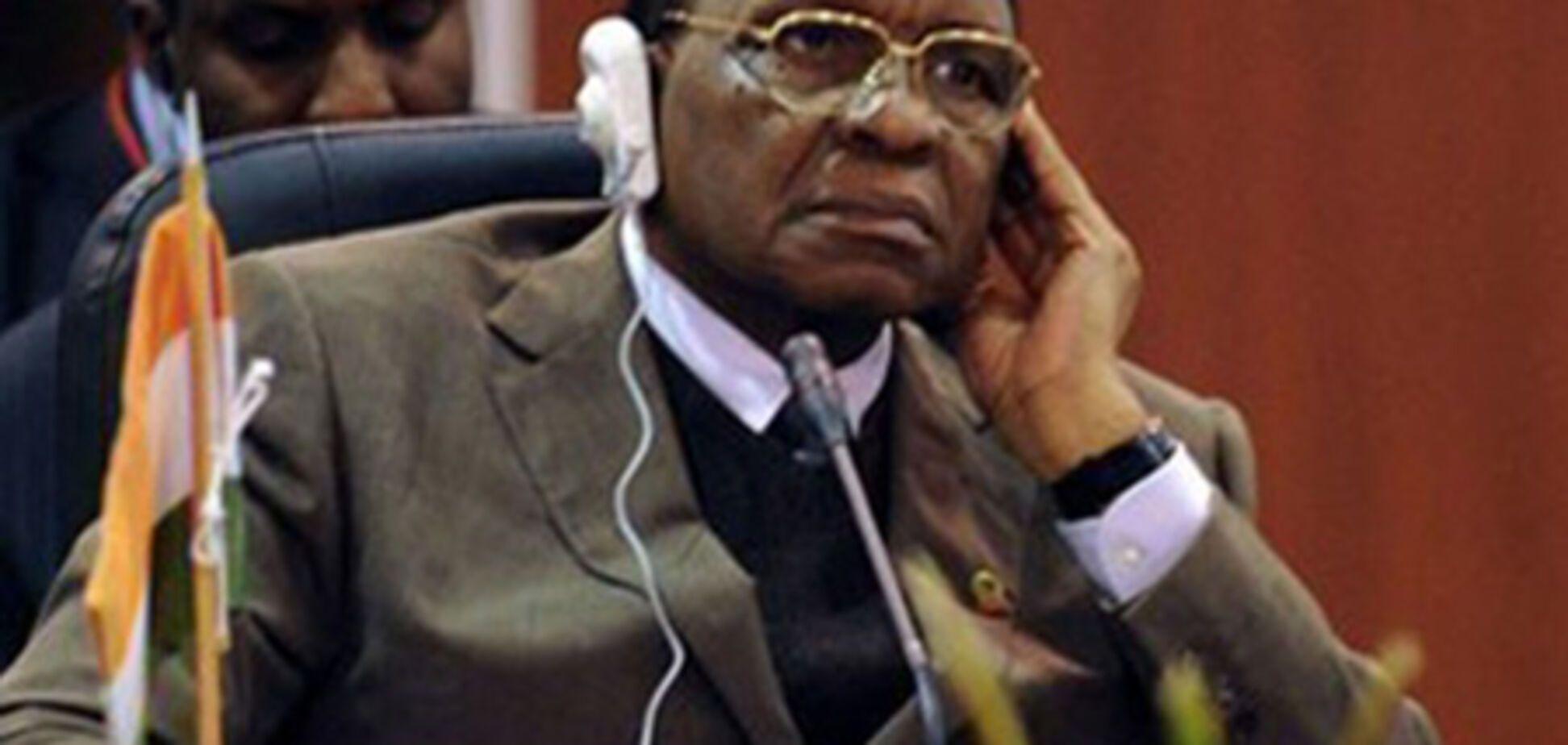 Екс-президента Нігеру запроторили за грати