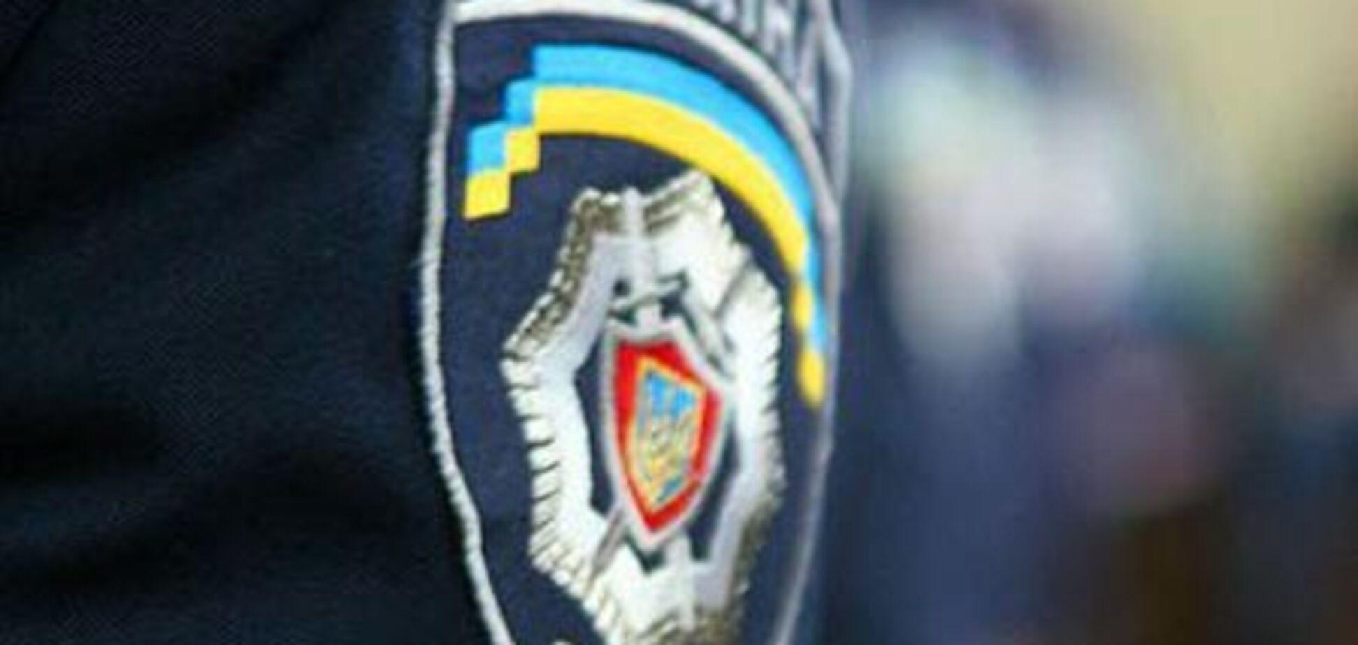 Міліція звільнила затриманого активіста ВО 'Тризуб'