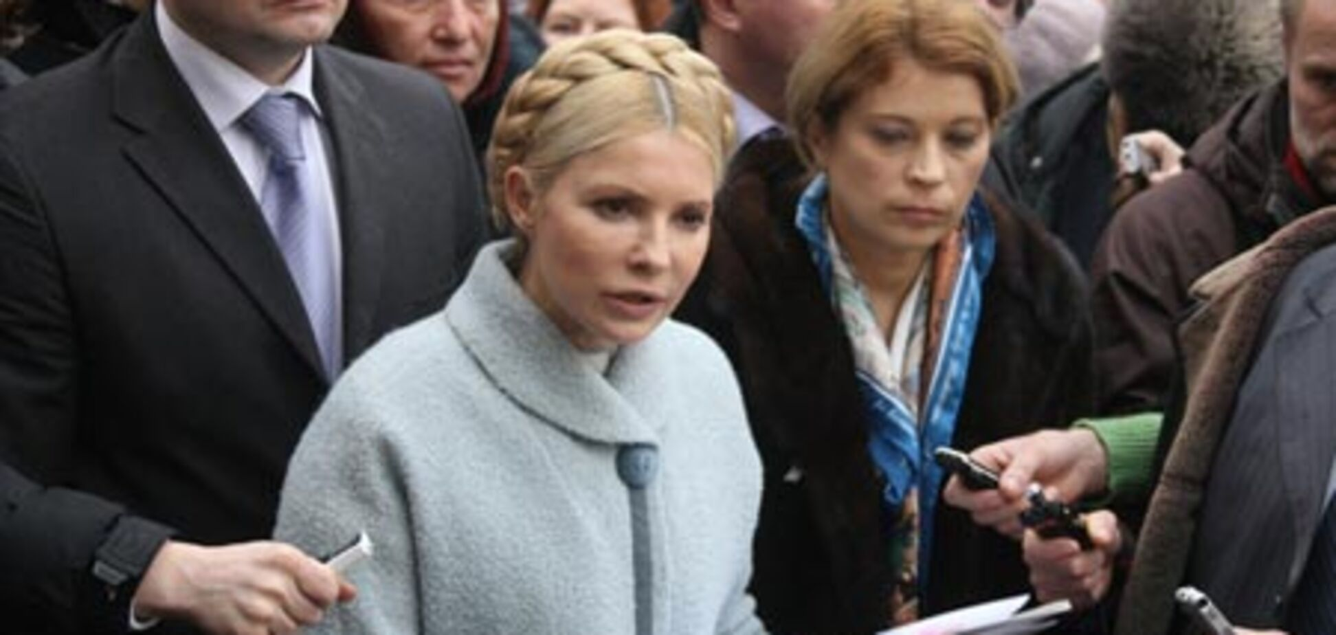 Тимошенко кличе українців об'єднуватися