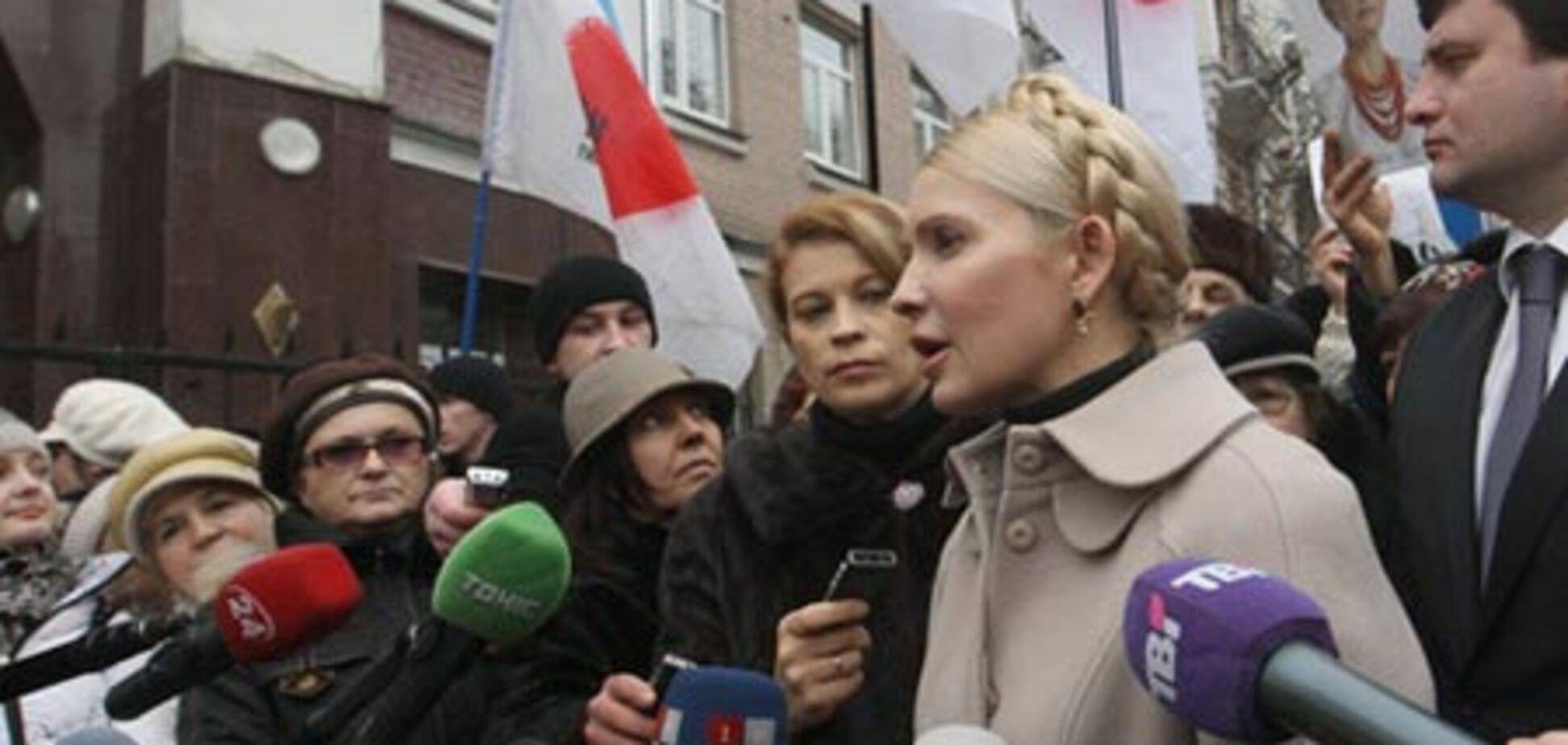 Тимошенко розповіла про стан здоров'я свого чоловіка