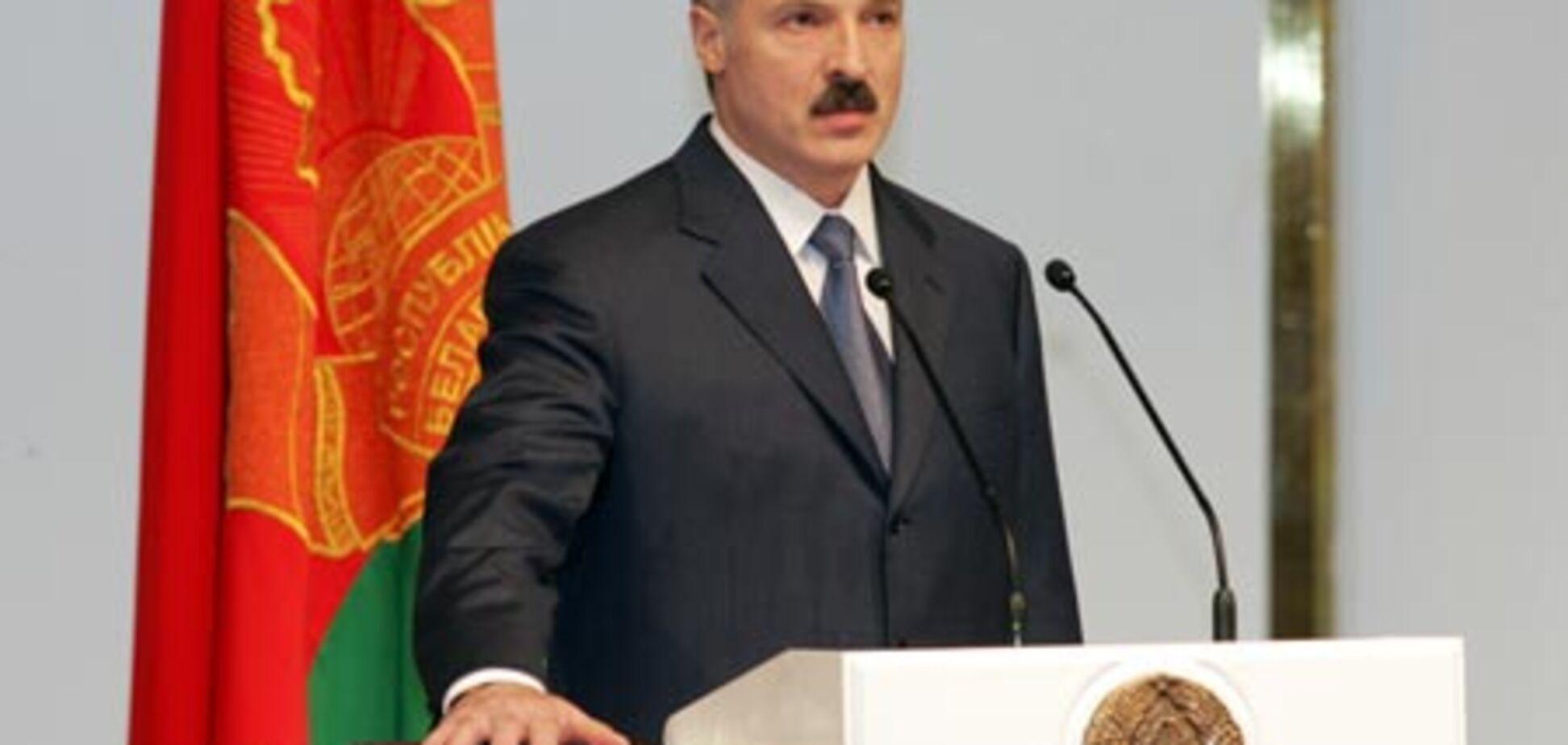 Названа дата інавгурації Лукашенка