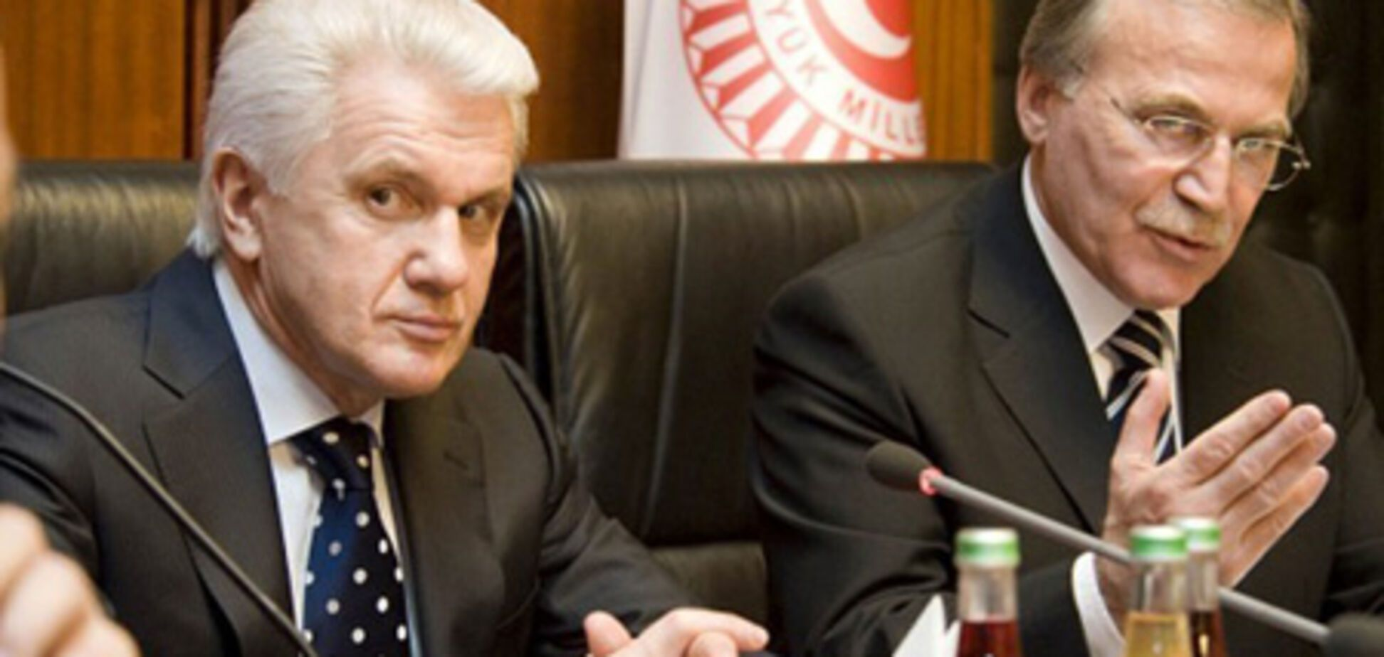 Литвин запропонував Туреччині зняти новий фільм про Роксолану