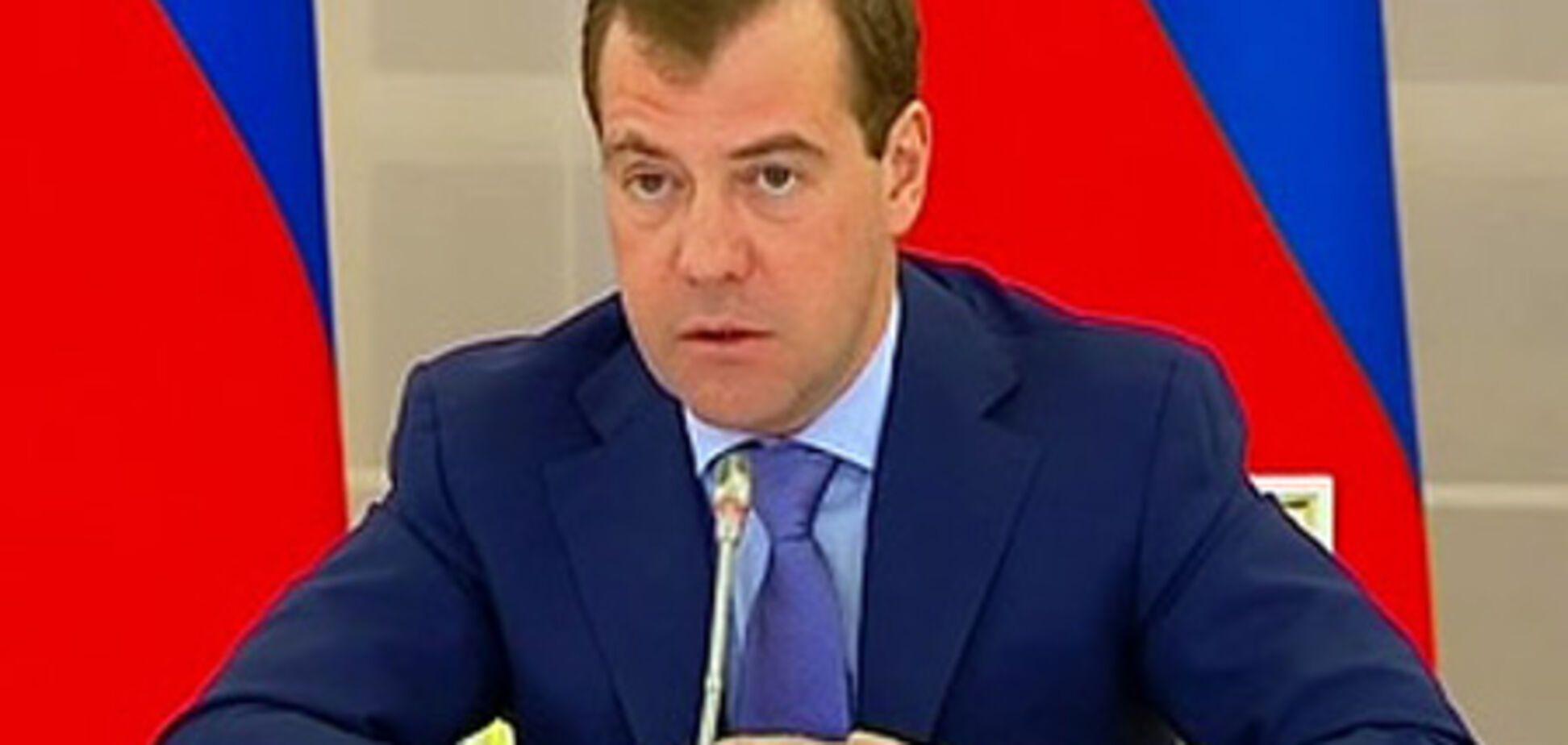 Медведєв оголосив боротьбу націоналізму