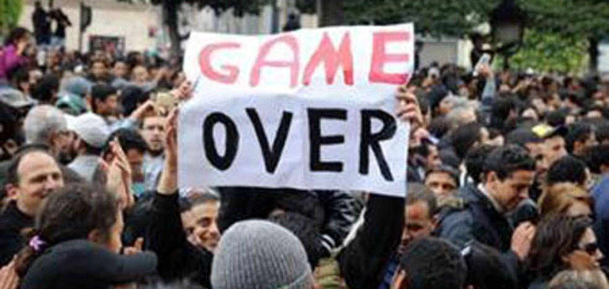 Події в Тунісі охрестили 'жасминової революцією'