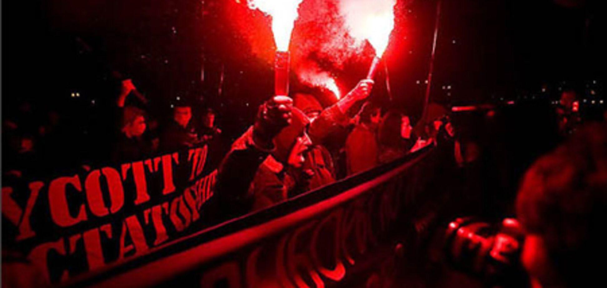 Білорусь звинуватила Польщу в організації протестів