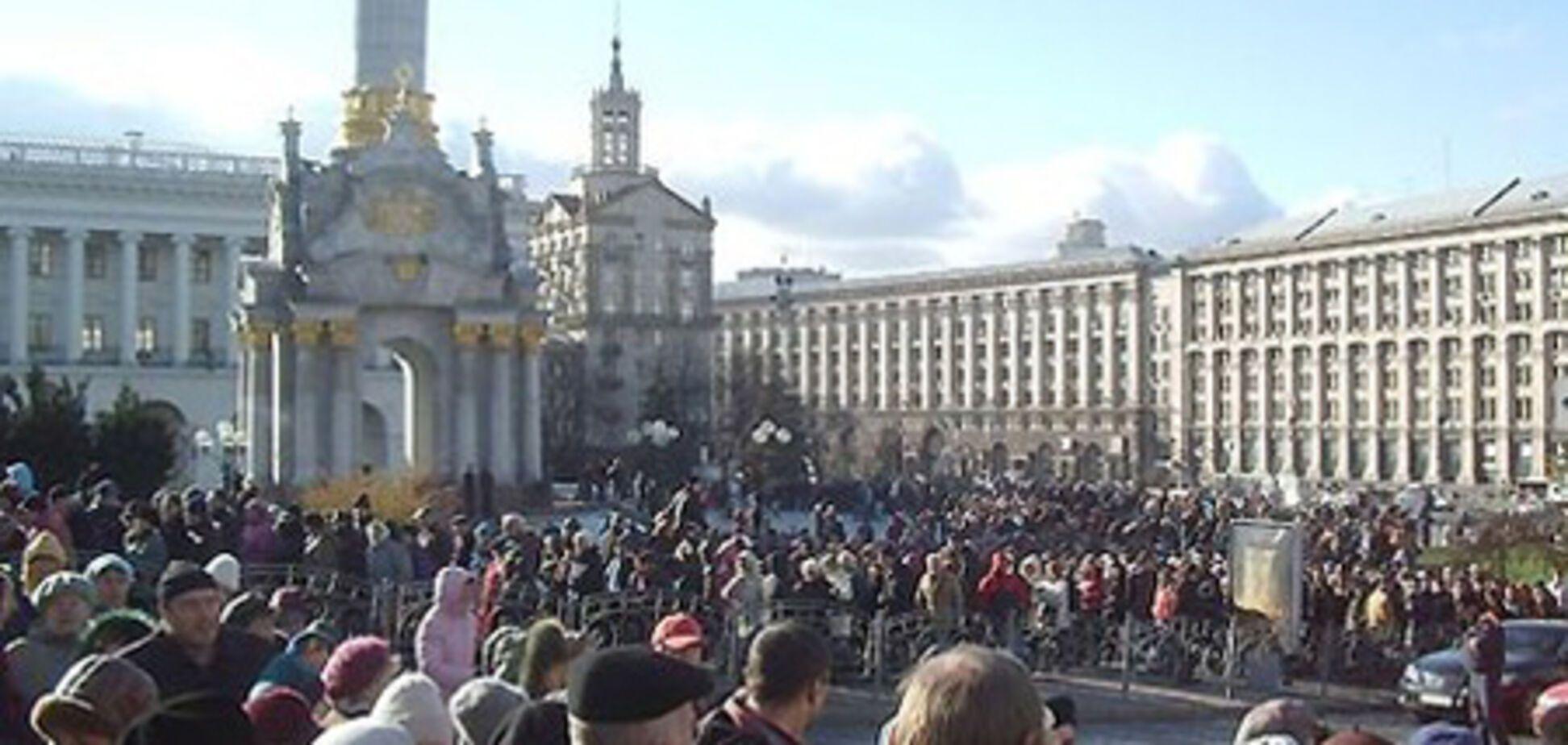 22 січня на Майдані будуть скромно платити