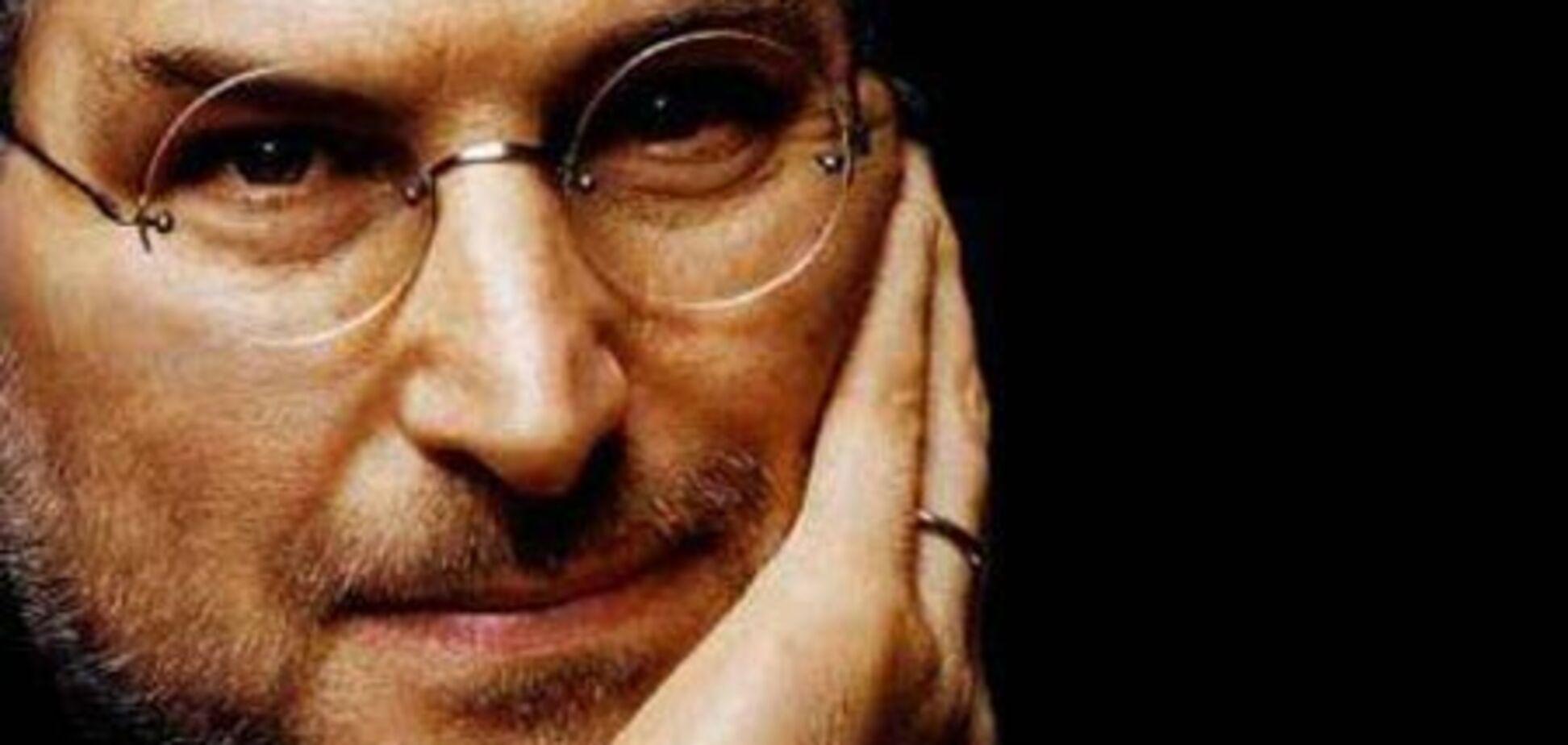 Стів Джобс захворів. Акції Apple впали