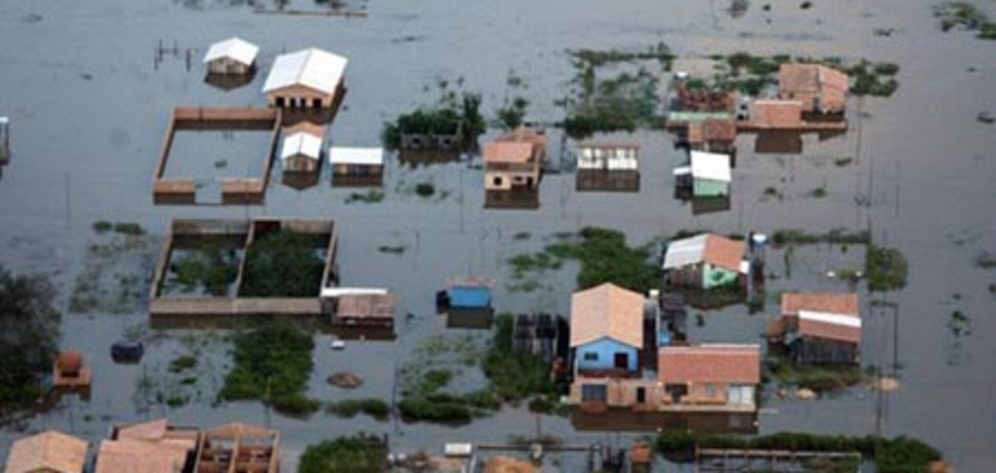 Наводнение в Бразилии: 14 тыс. без крова, более 660 погибших