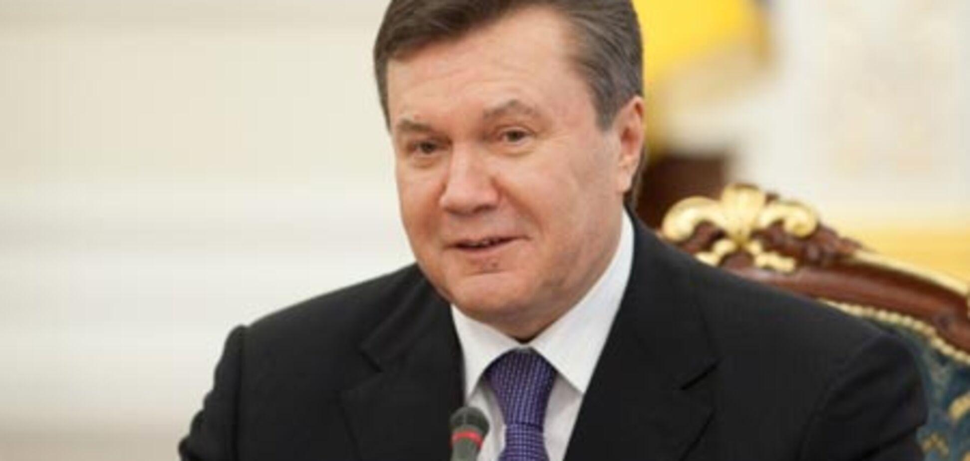 Янукович хоче, щоб українці полюбили один-одного