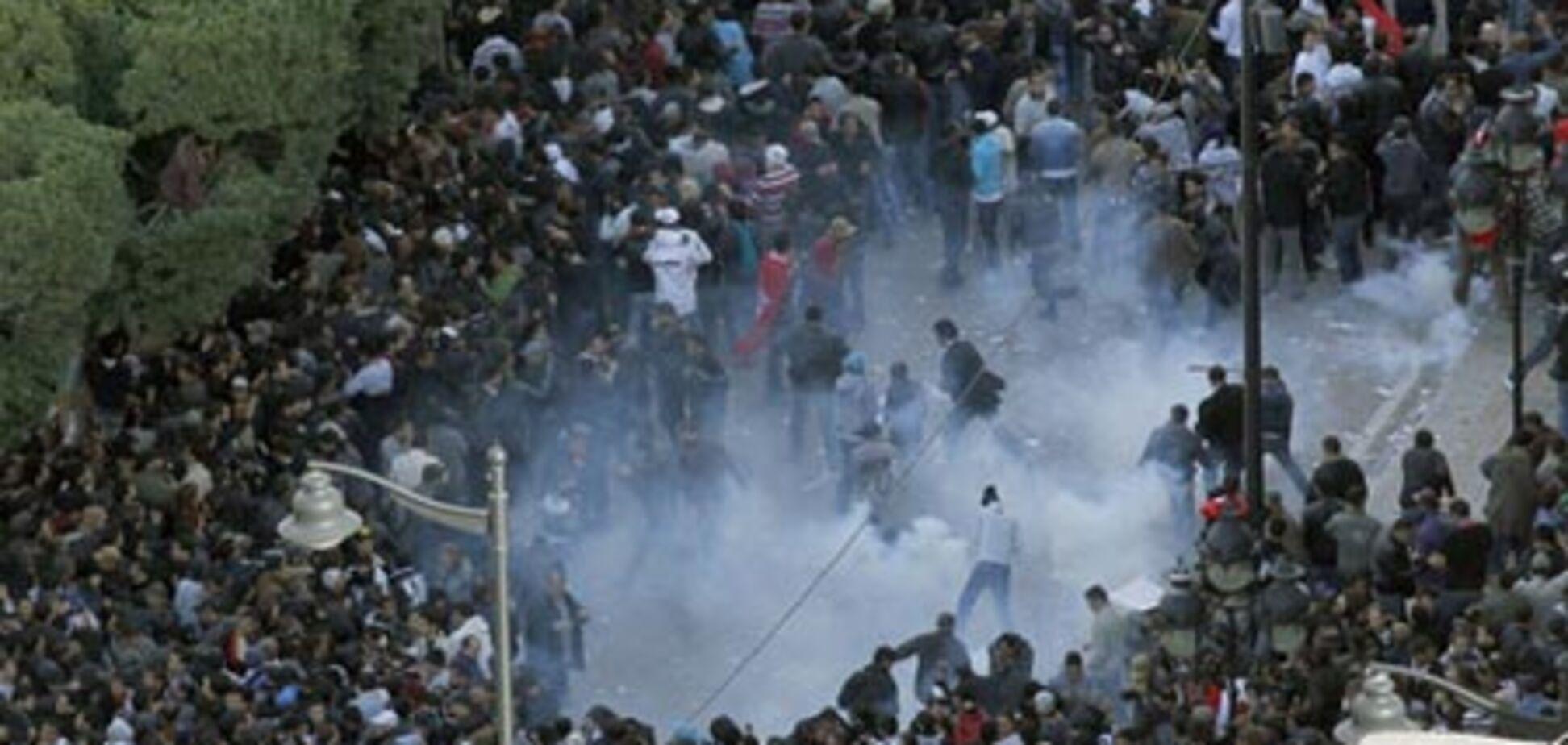 Переворот в Тунісі: за офіційними даними загинули 78 осіб