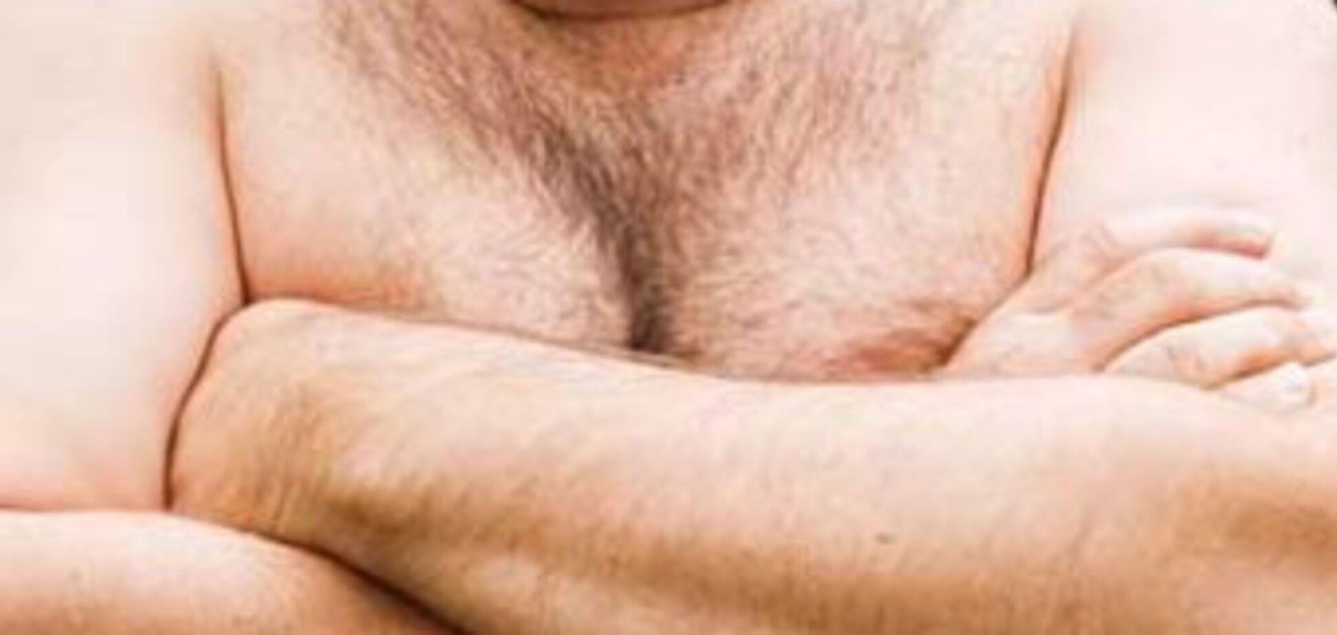 Від кави і горіхів у чоловіків ростуть груди