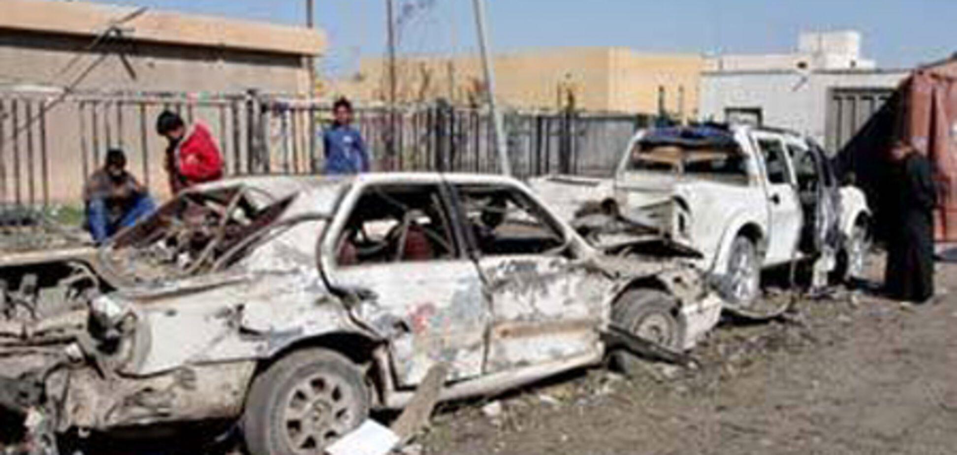 В Іраку смертник підірвав 50 людей