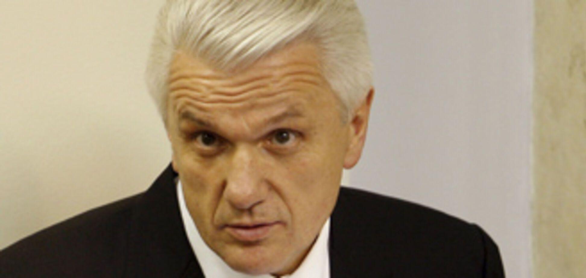Литвин: Європа не стане глобальним гравцем без України