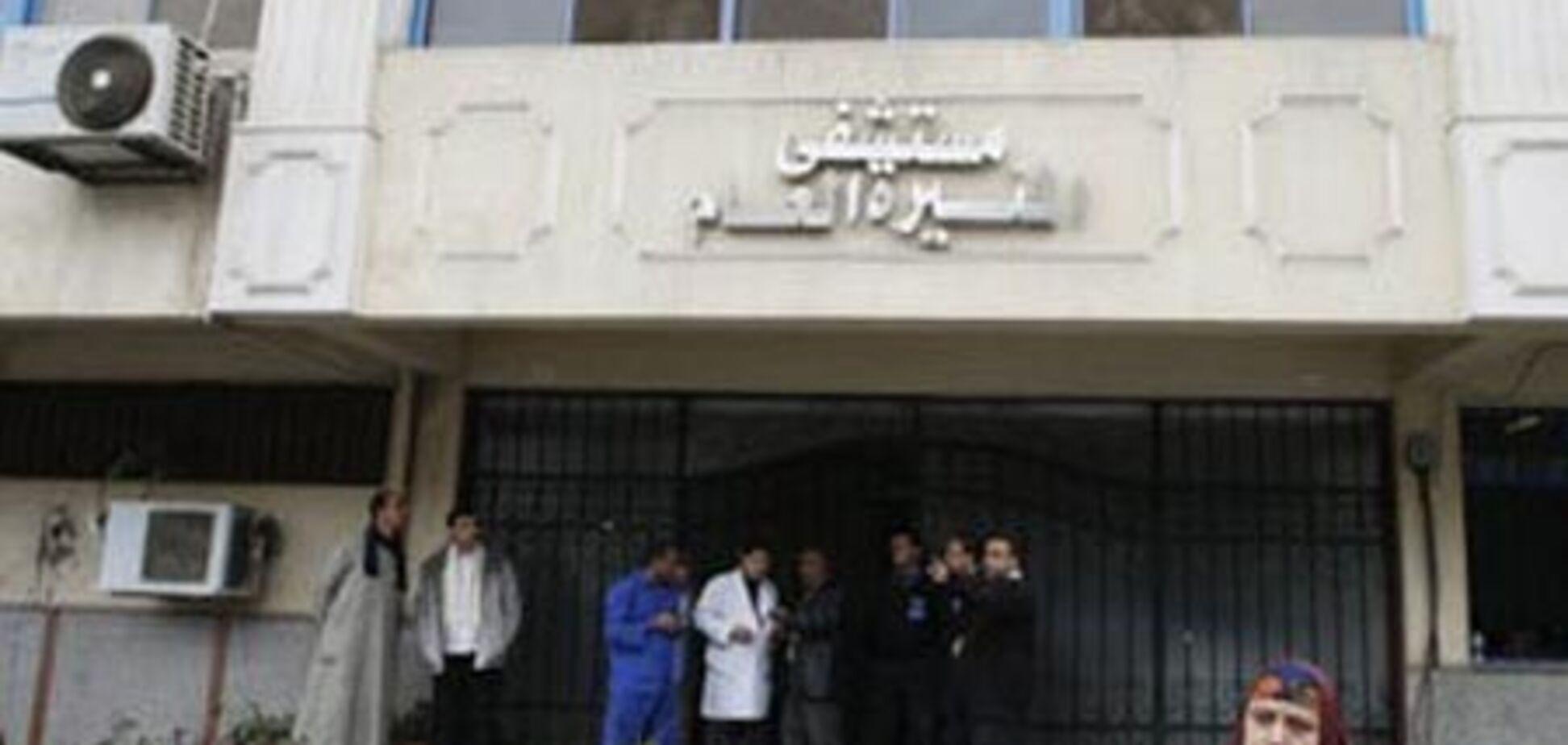 Двоє єгиптян спробували спалити себе біля будівель уряду