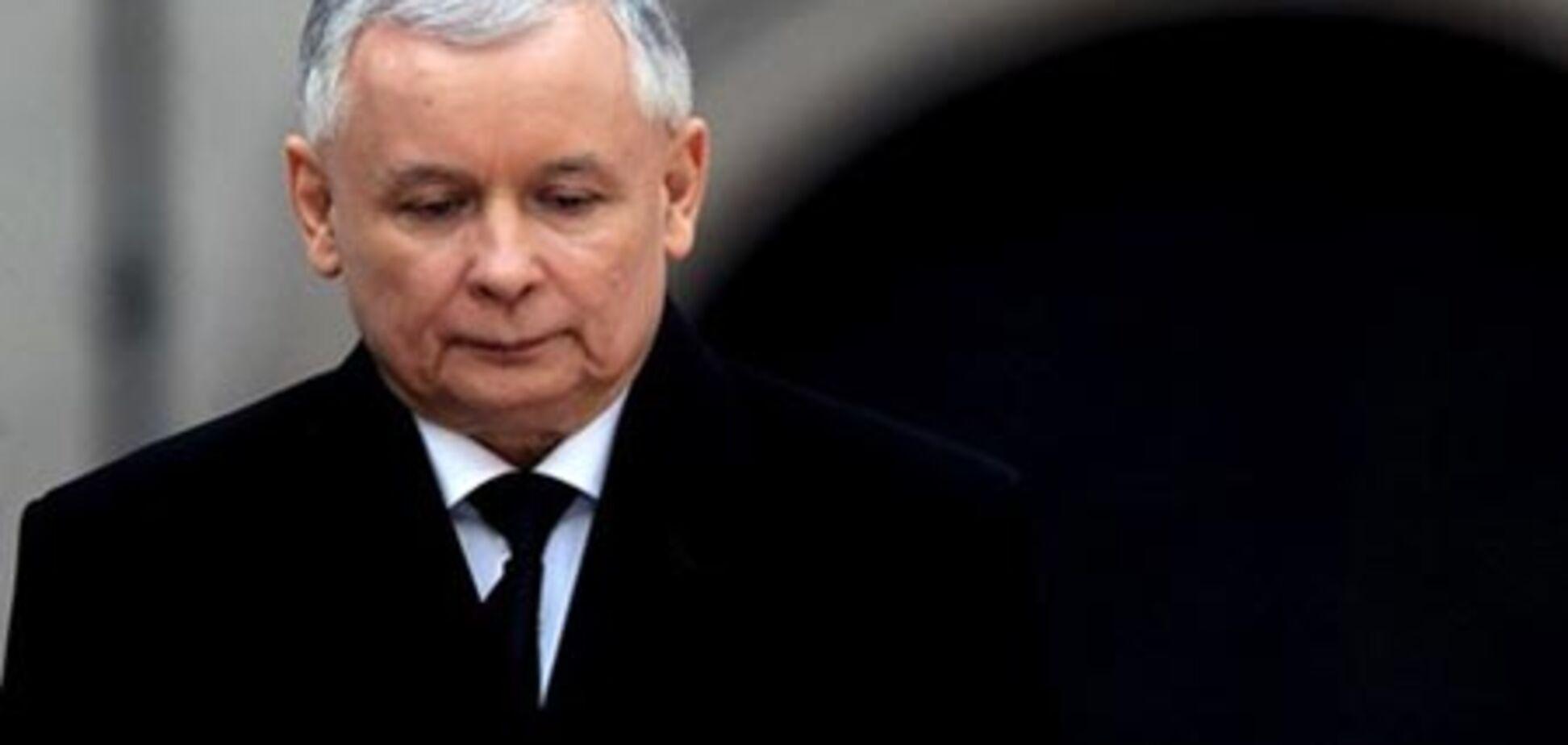 Качинський звинуватив у загибелі брата росіян