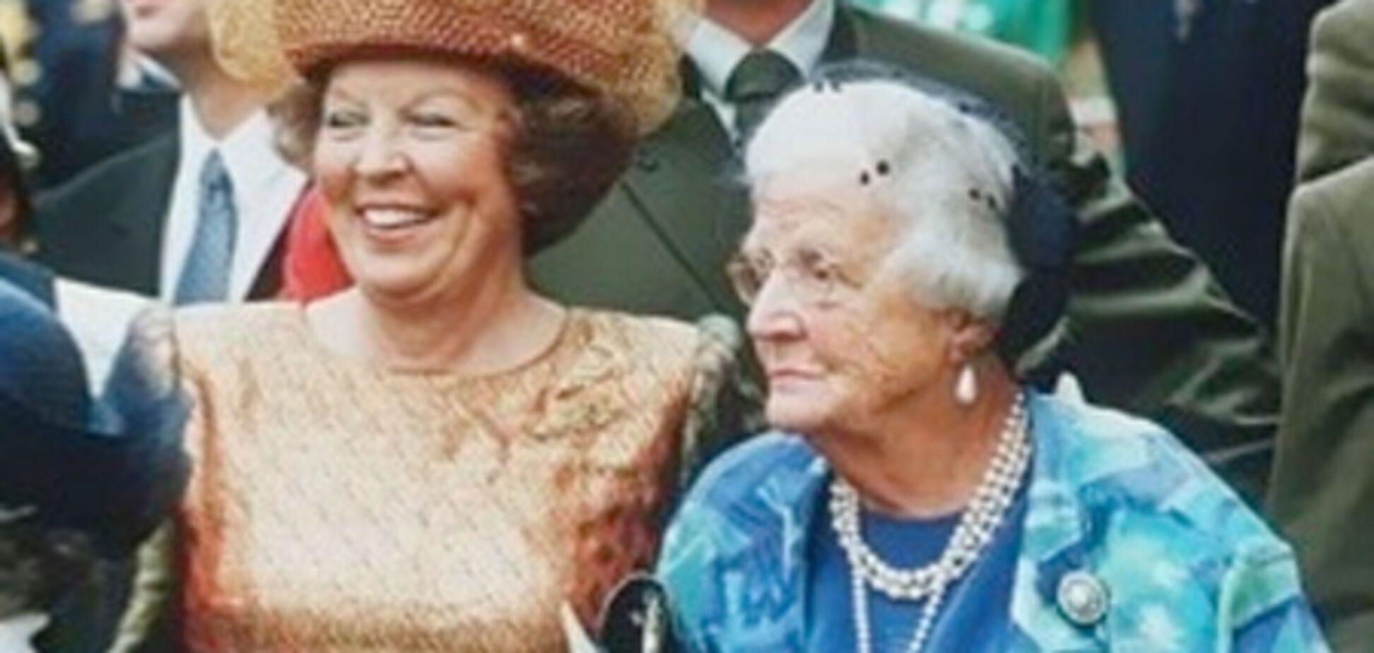 Нідерландські принцеси продадуть спадок своєї матері