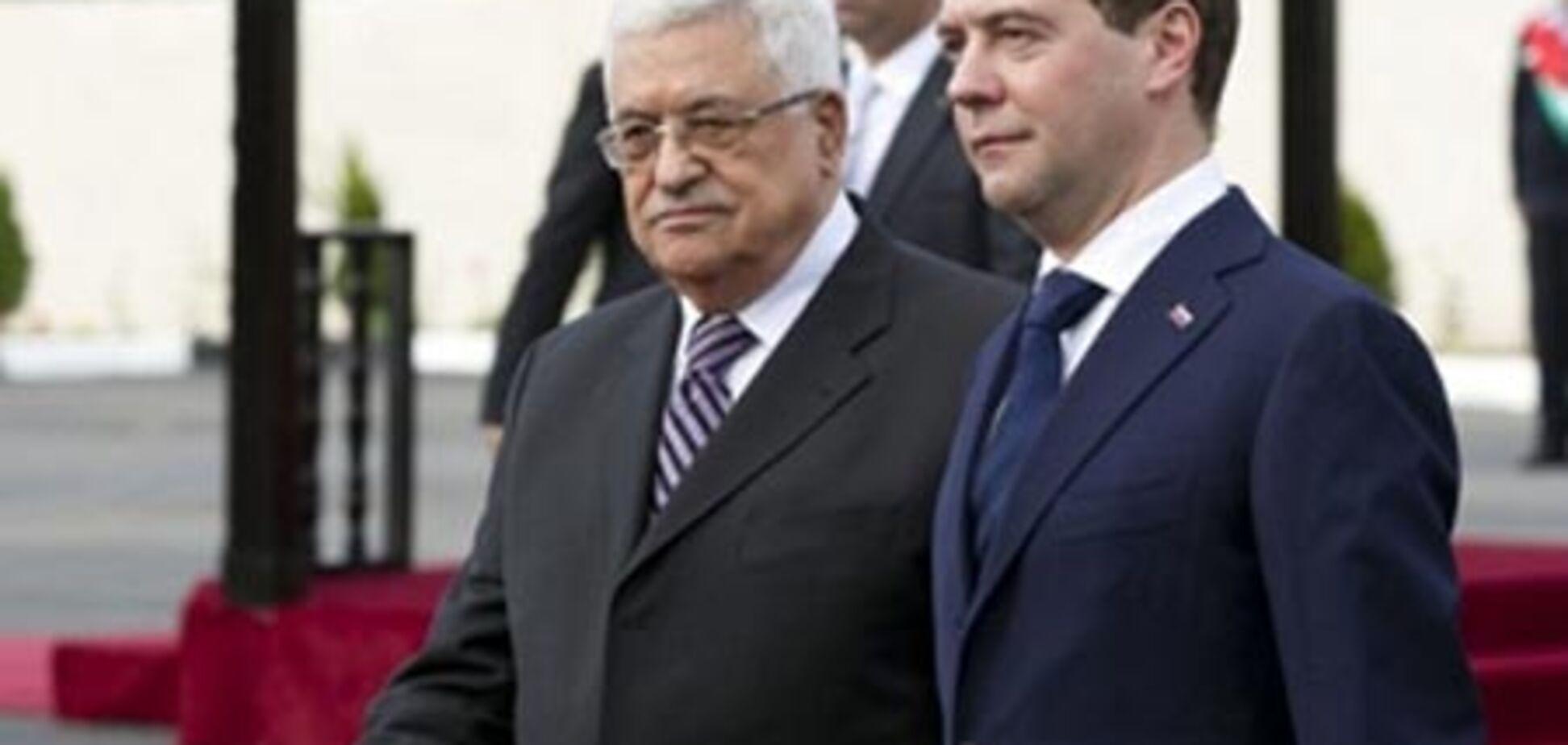 Медведєв визнав право Палестини на Східний Єрусалим