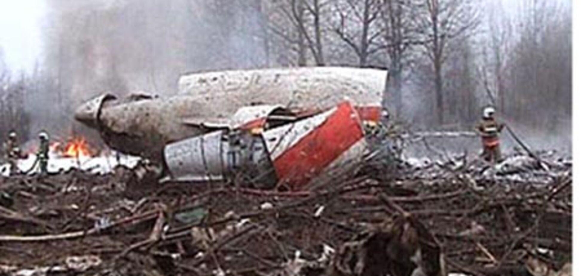 Росія обіцяла опублікувати записи смоленських диспетчерів