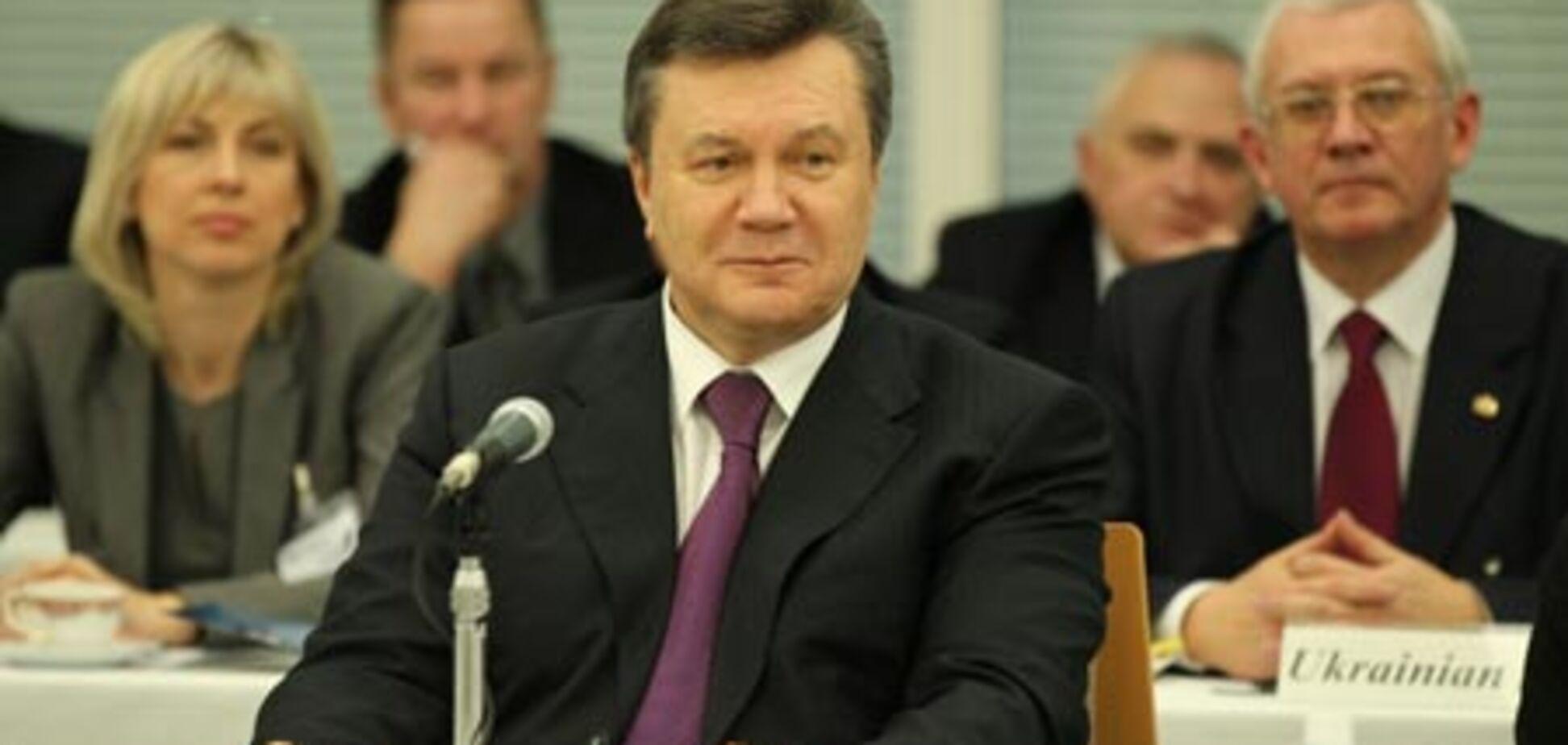 Янукович: Україна - ідеальна країна для японських інвесторів
