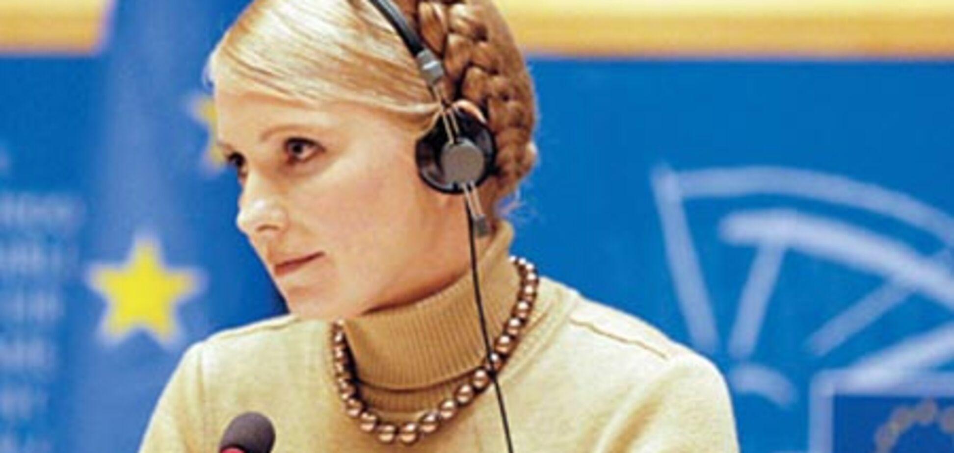 Тимошенко звинуватила Захід в любові до стабільних диктаторам