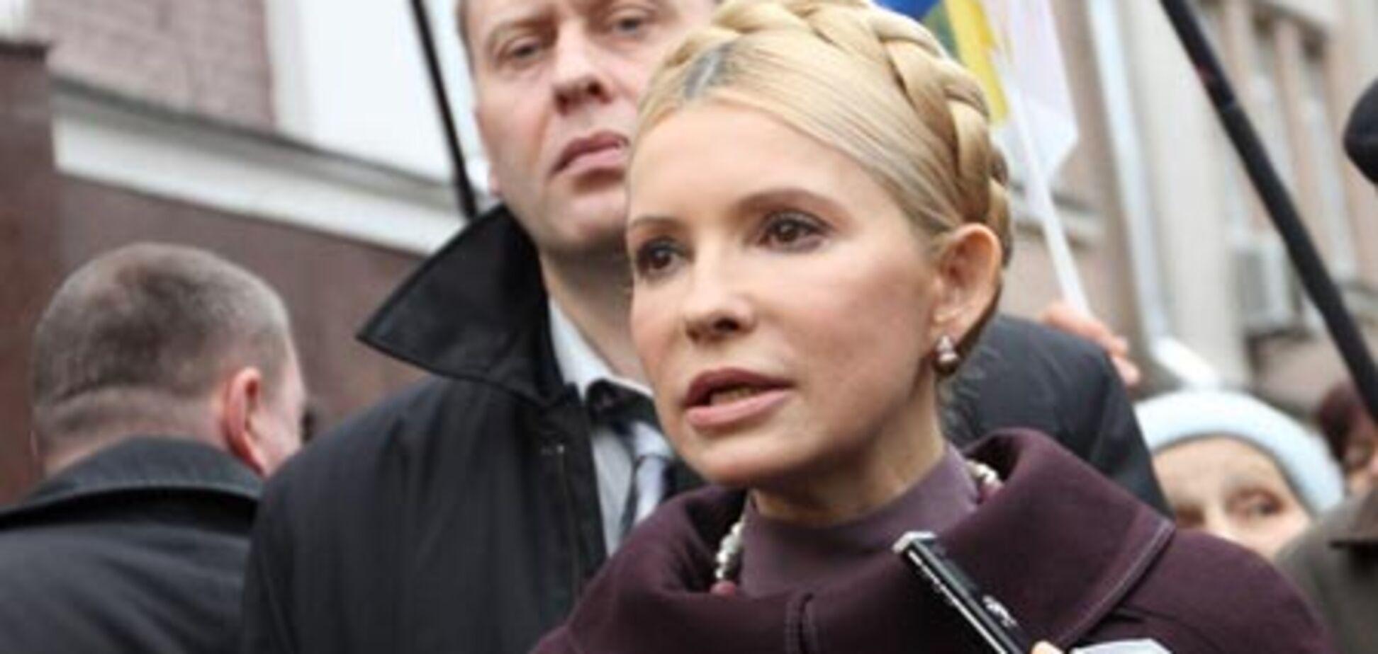 Тимошенко: Нацбанк повинен відзвітувати про надрукованій гривні