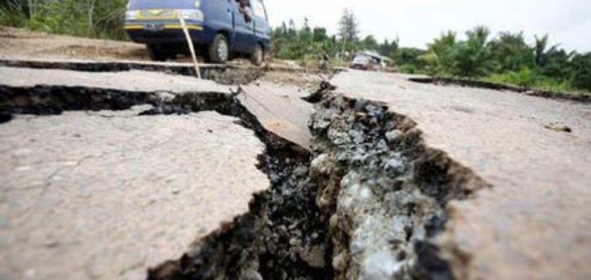 В нескольких странах мира произошло 5-балльное землетрясение