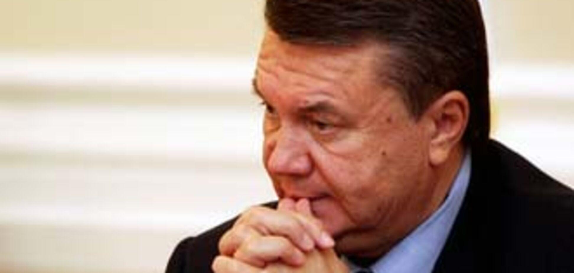 Українці США засуджують політику Януковича